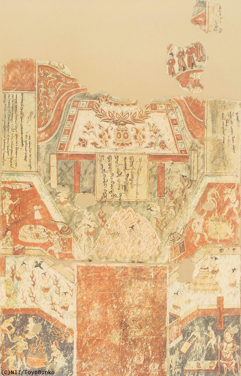 トゥルファンの仏教信仰:ベゼク...