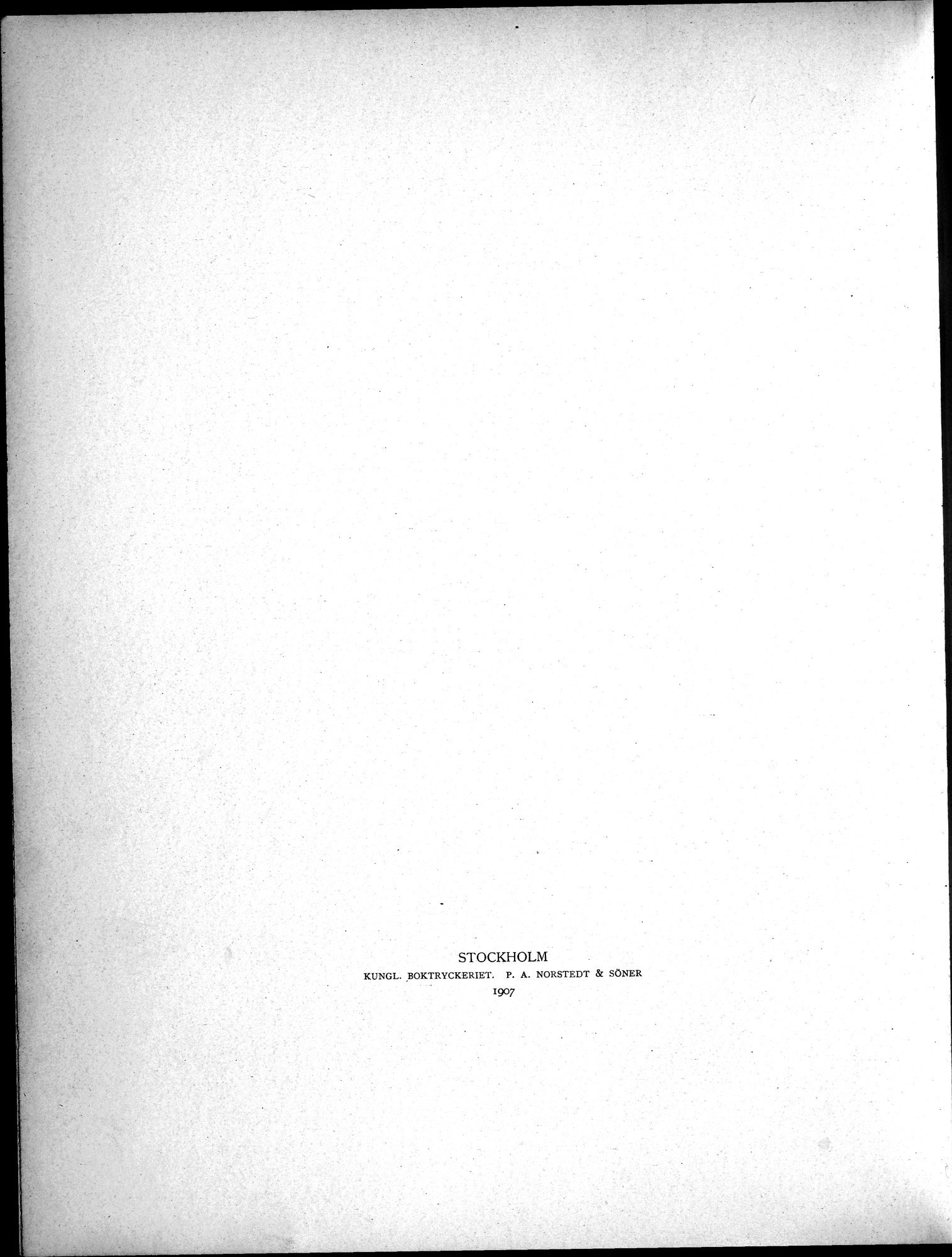 Scientific Results of a Journey in Central Asia, 1899-1902 : vol.7 / 8 ページ(白黒高解像度画像)