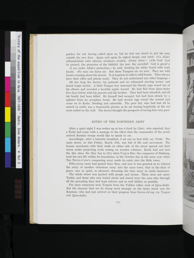 History of the Expedition in Asia, 1927-1935 : vol.3 / Page 164 (Color Image)
