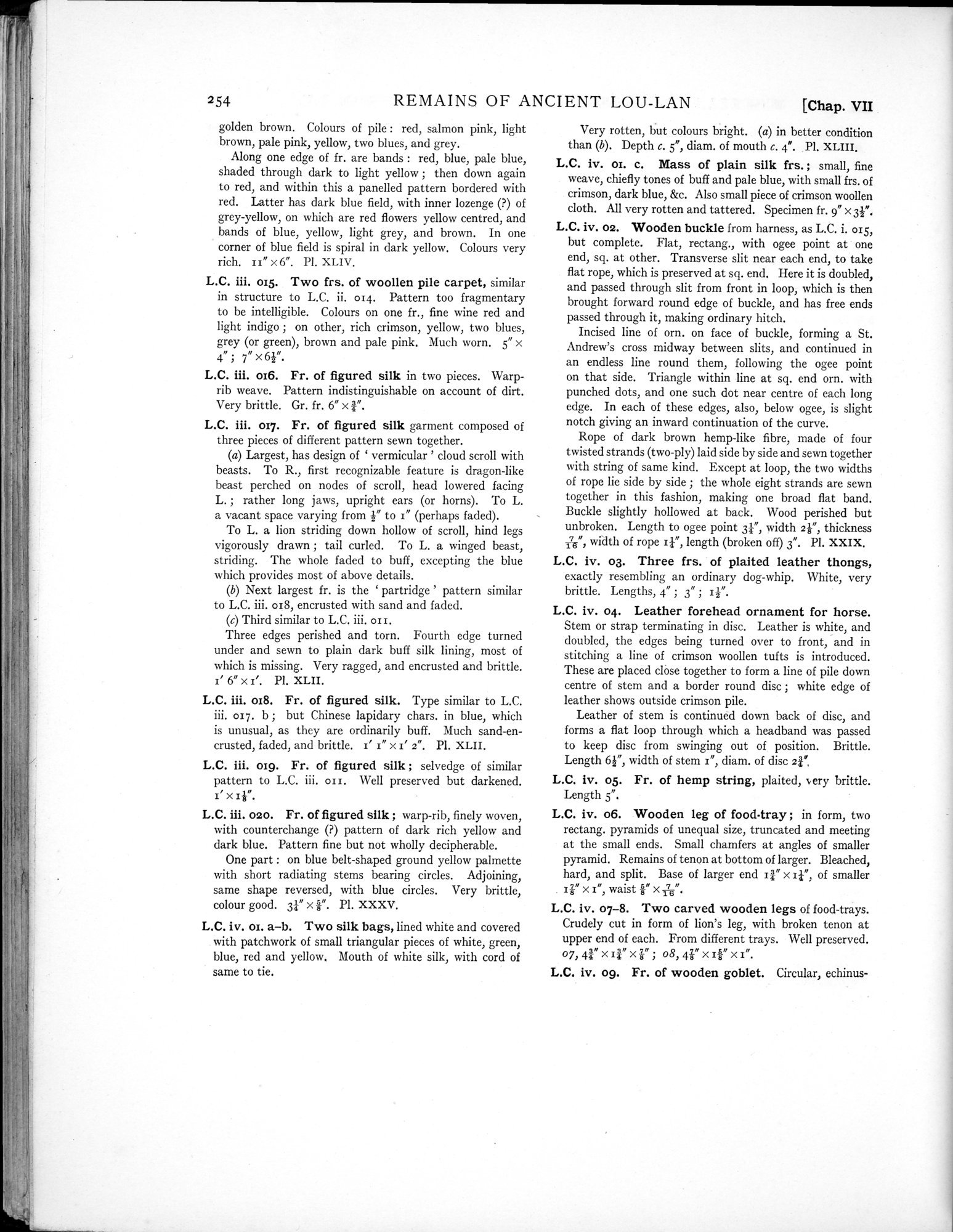 Innermost Asia : vol.1 / Page 352 (Grayscale High Resolution Image)