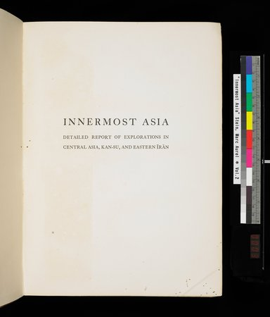 Innermost Asia : vol.2 : Page 5