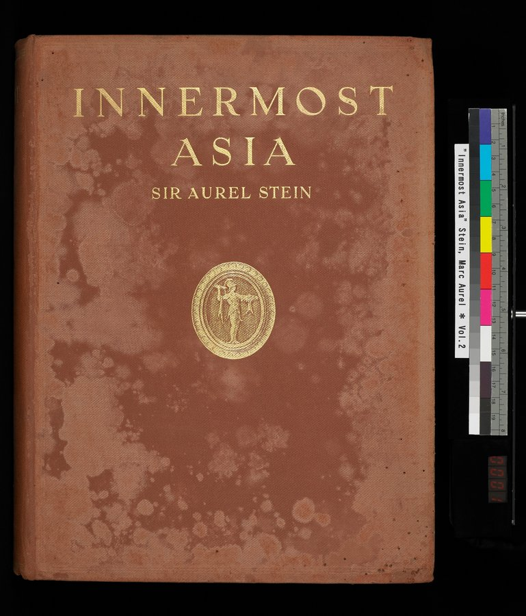 Innermost Asia : vol.2 / Page 1 (Color Image)