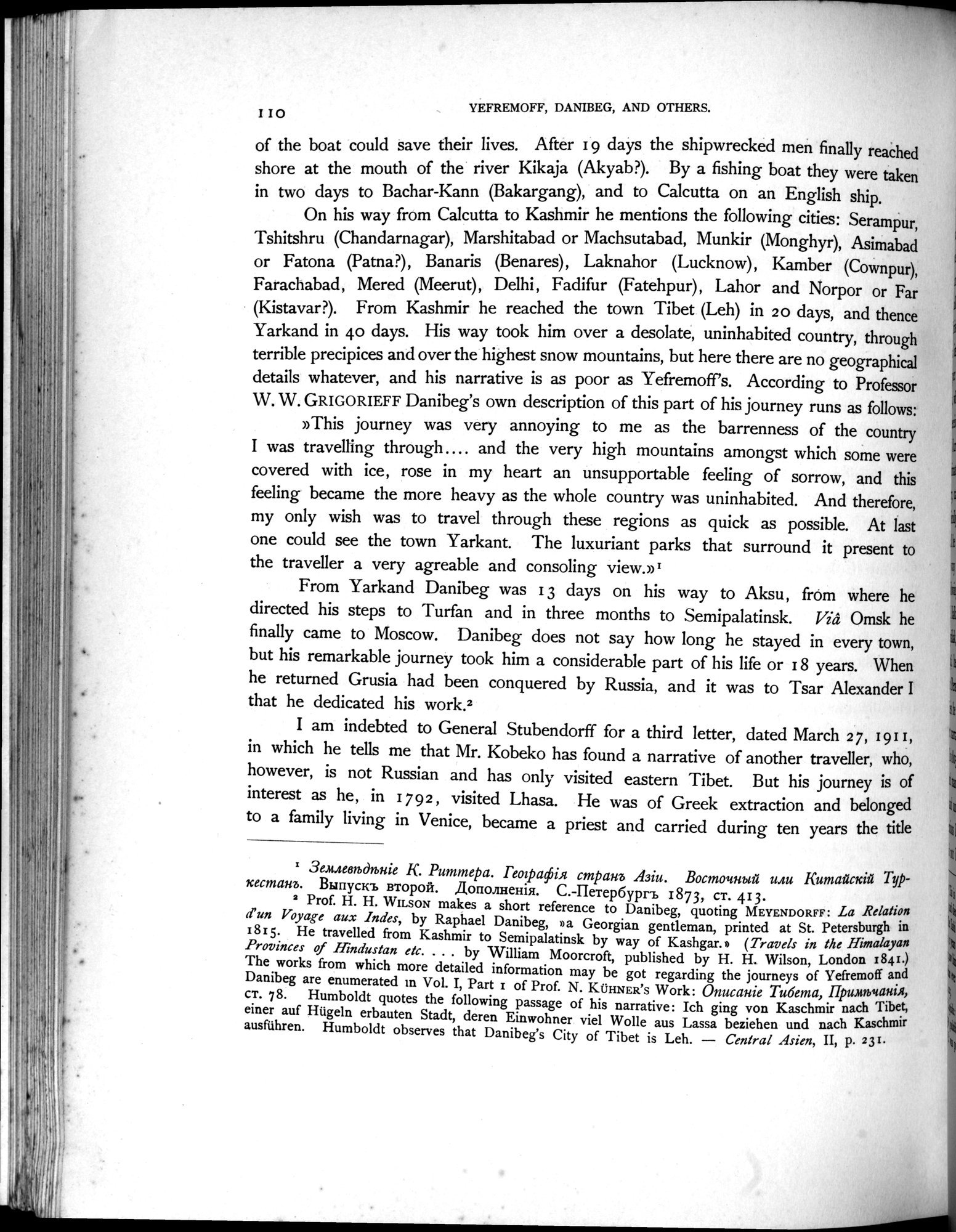 Southern Tibet Vol 7 Page 156 Grayscale High Resolution Image