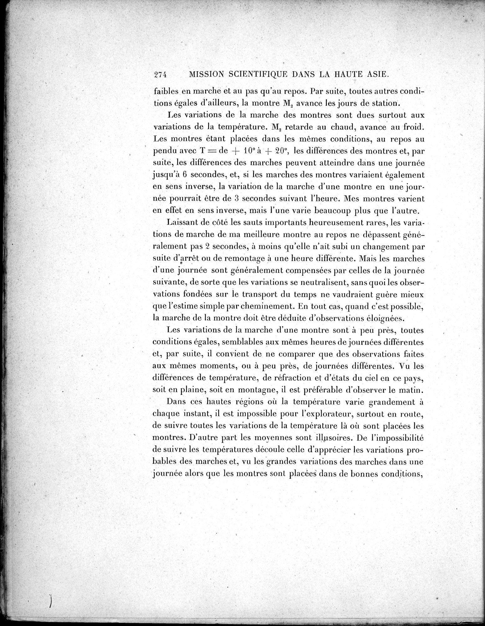 Mission Scientifique dans la Haute Asie 1890-1895 : vol.3 / Page 292 (Grayscale High Resolution Image)