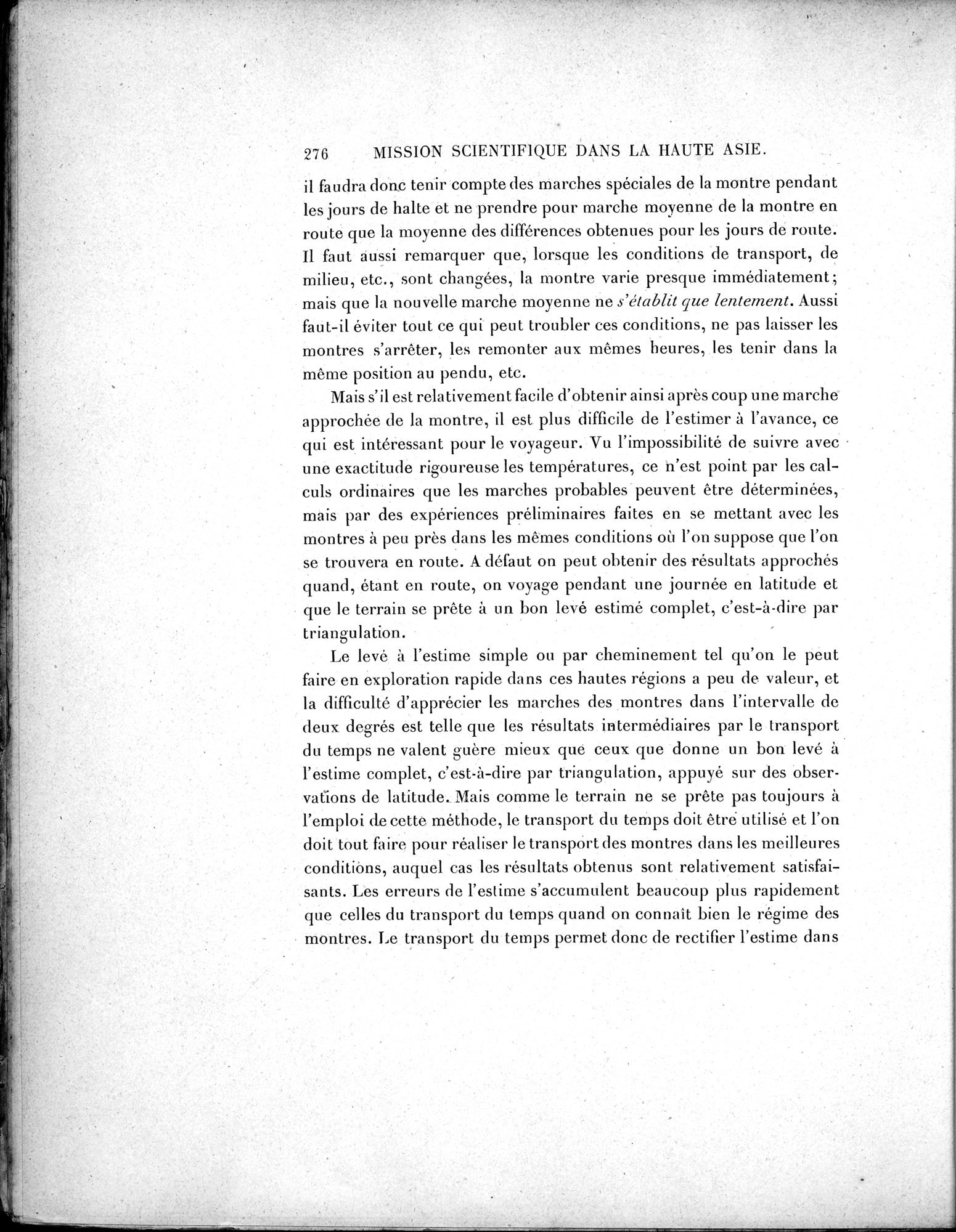 Mission Scientifique dans la Haute Asie 1890-1895 : vol.3 / Page 294 (Grayscale High Resolution Image)