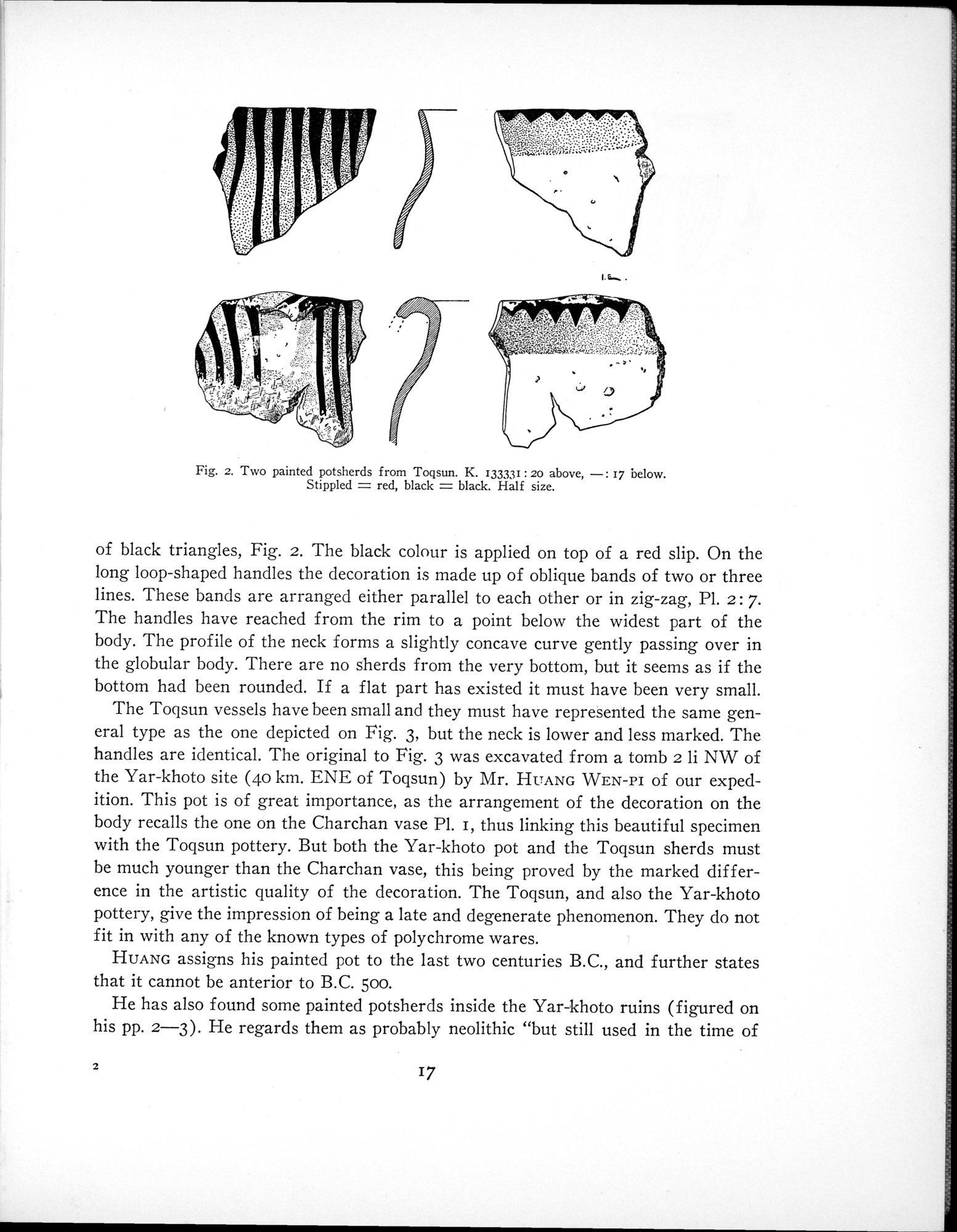Archaeological Researches in Sinkiang : vol.1 / Page 23 (Grayscale High Resolution Image)