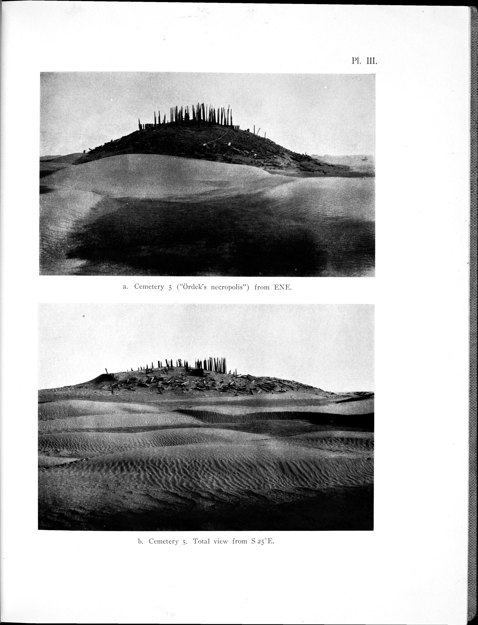 Archaeological Researches in Sinkiang : vol.1 / Page 57 (Grayscale High Resolution Image)