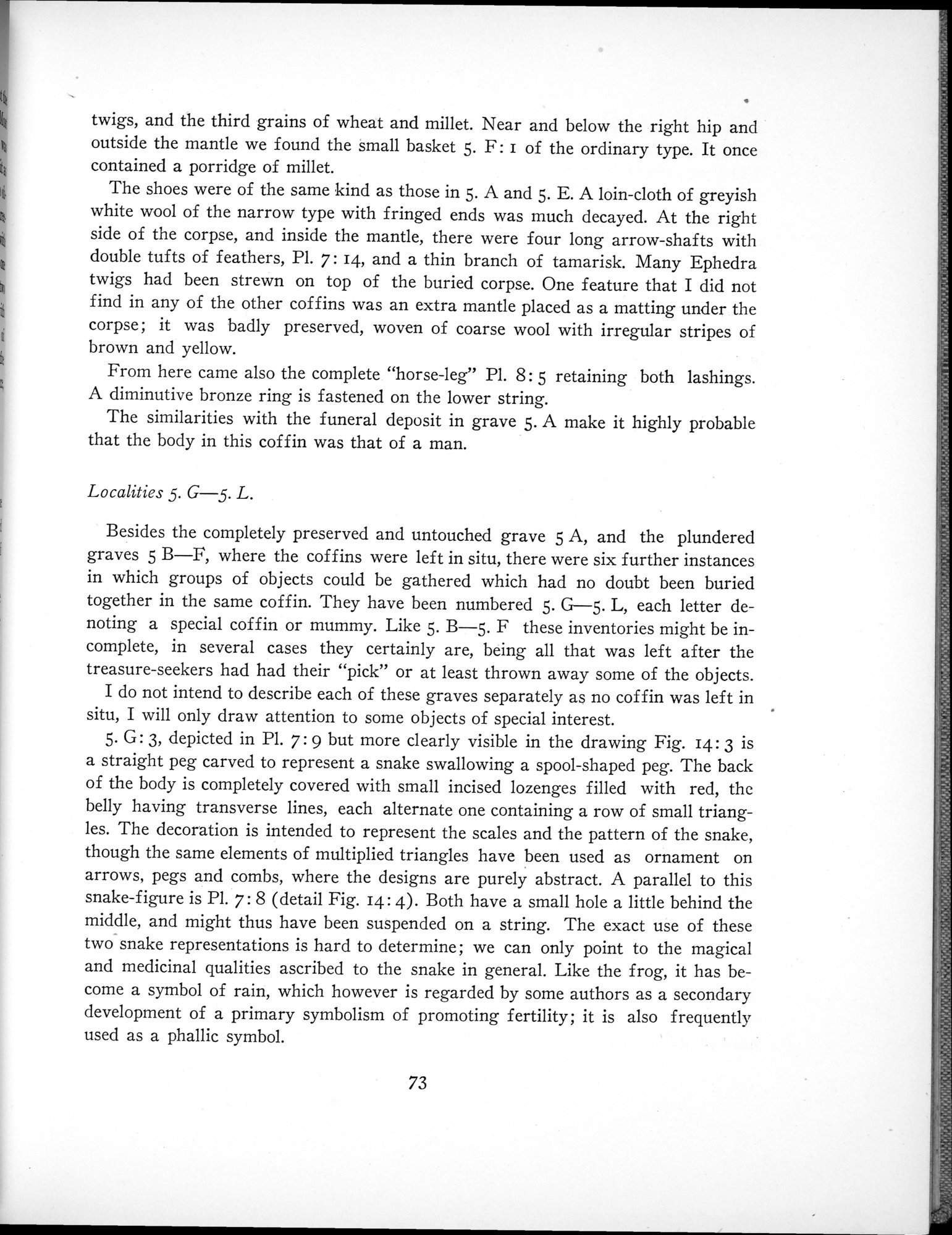 Archaeological Researches in Sinkiang : vol.1 / Page 83 (Grayscale High Resolution Image)