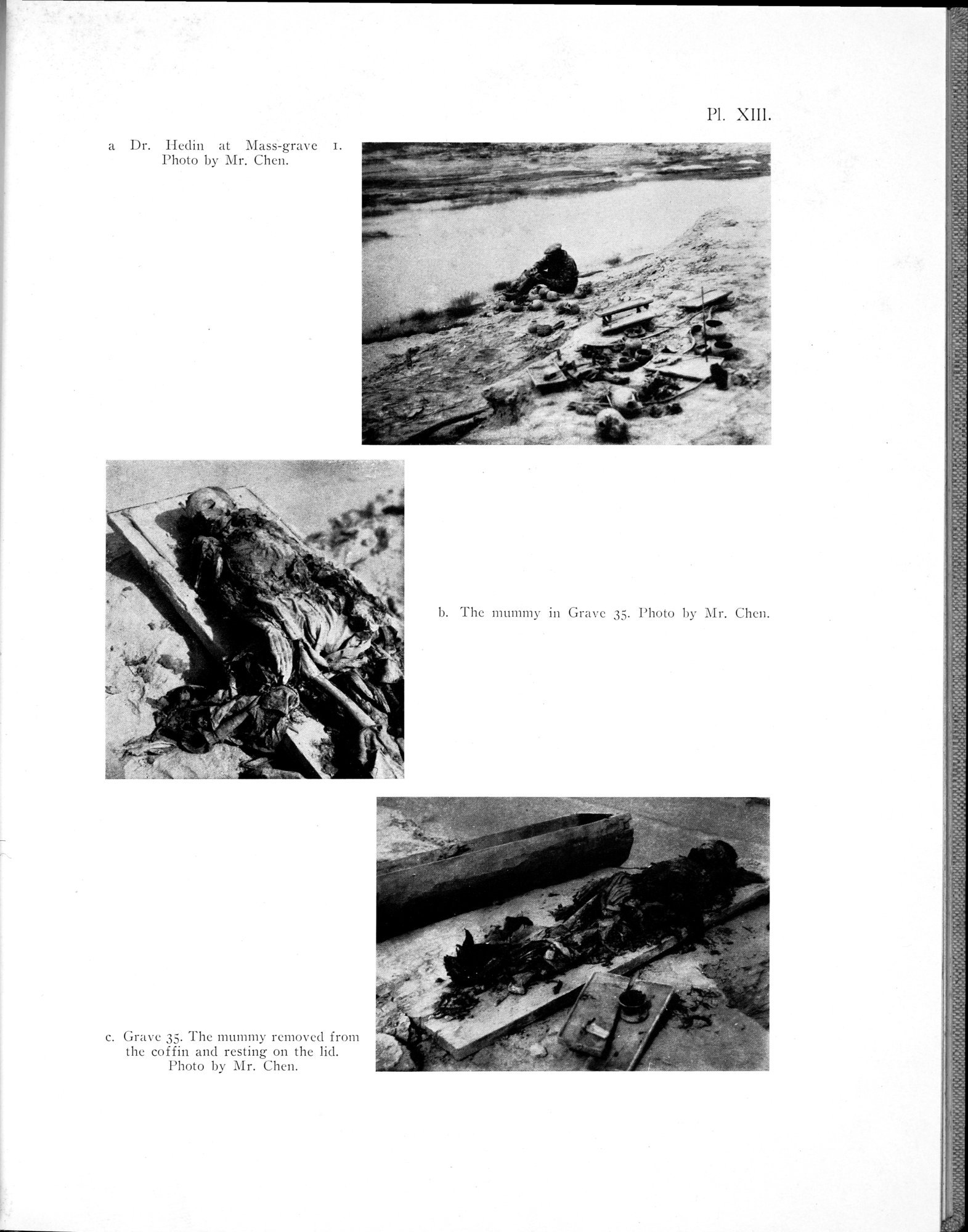 Archaeological Researches in Sinkiang : vol.1 / Page 163 (Grayscale High Resolution Image)
