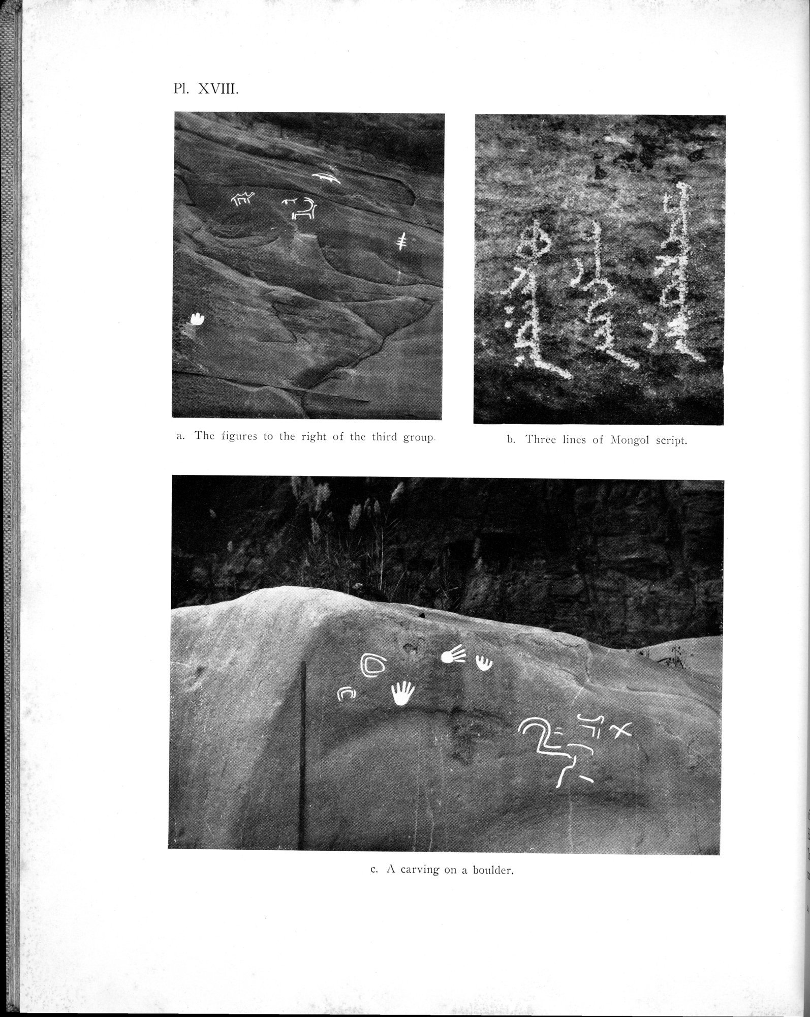 Archaeological Researches in Sinkiang : vol.1 / Page 232 (Grayscale High Resolution Image)