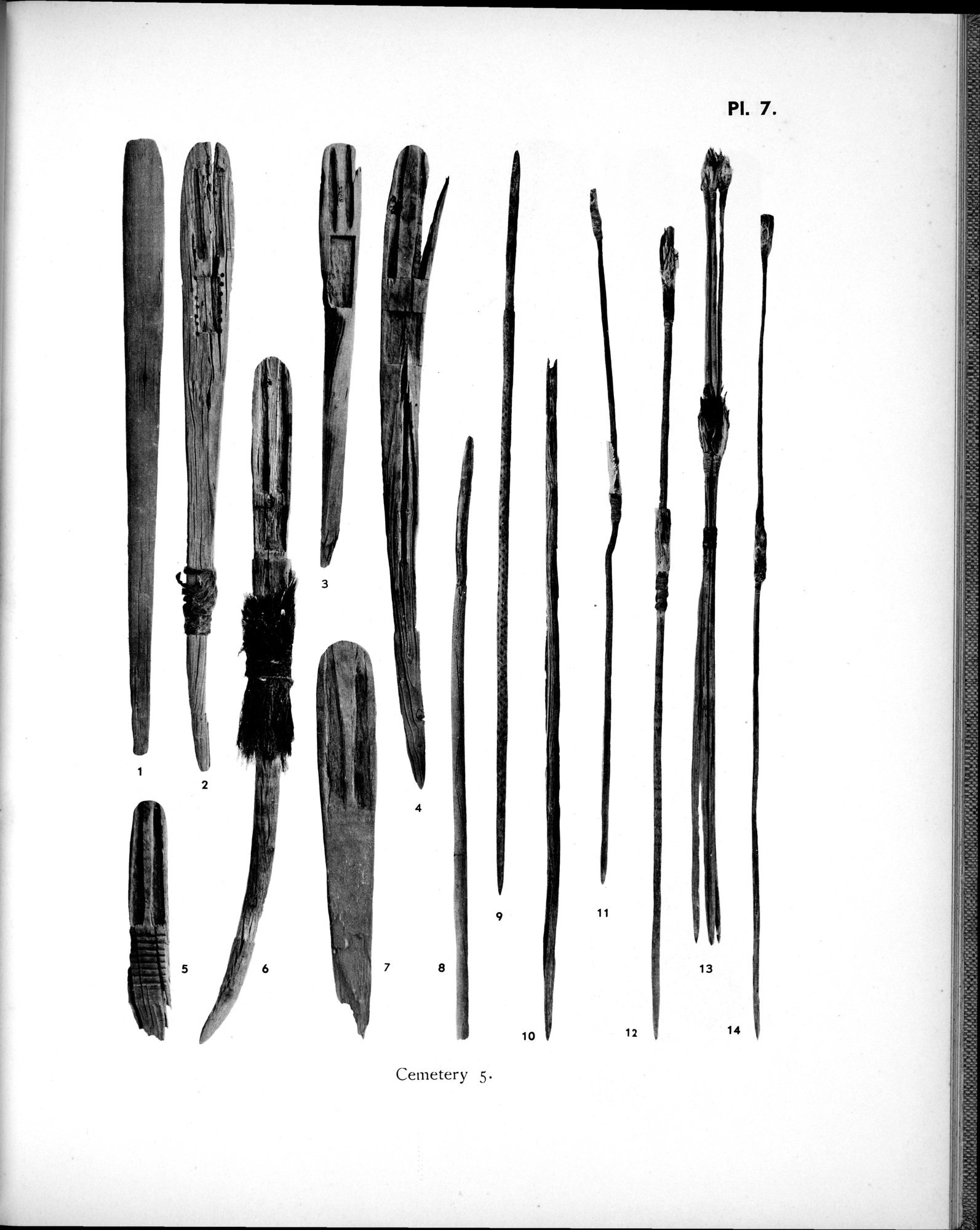 Archaeological Researches in Sinkiang : vol.1 / Page 295 (Grayscale High Resolution Image)