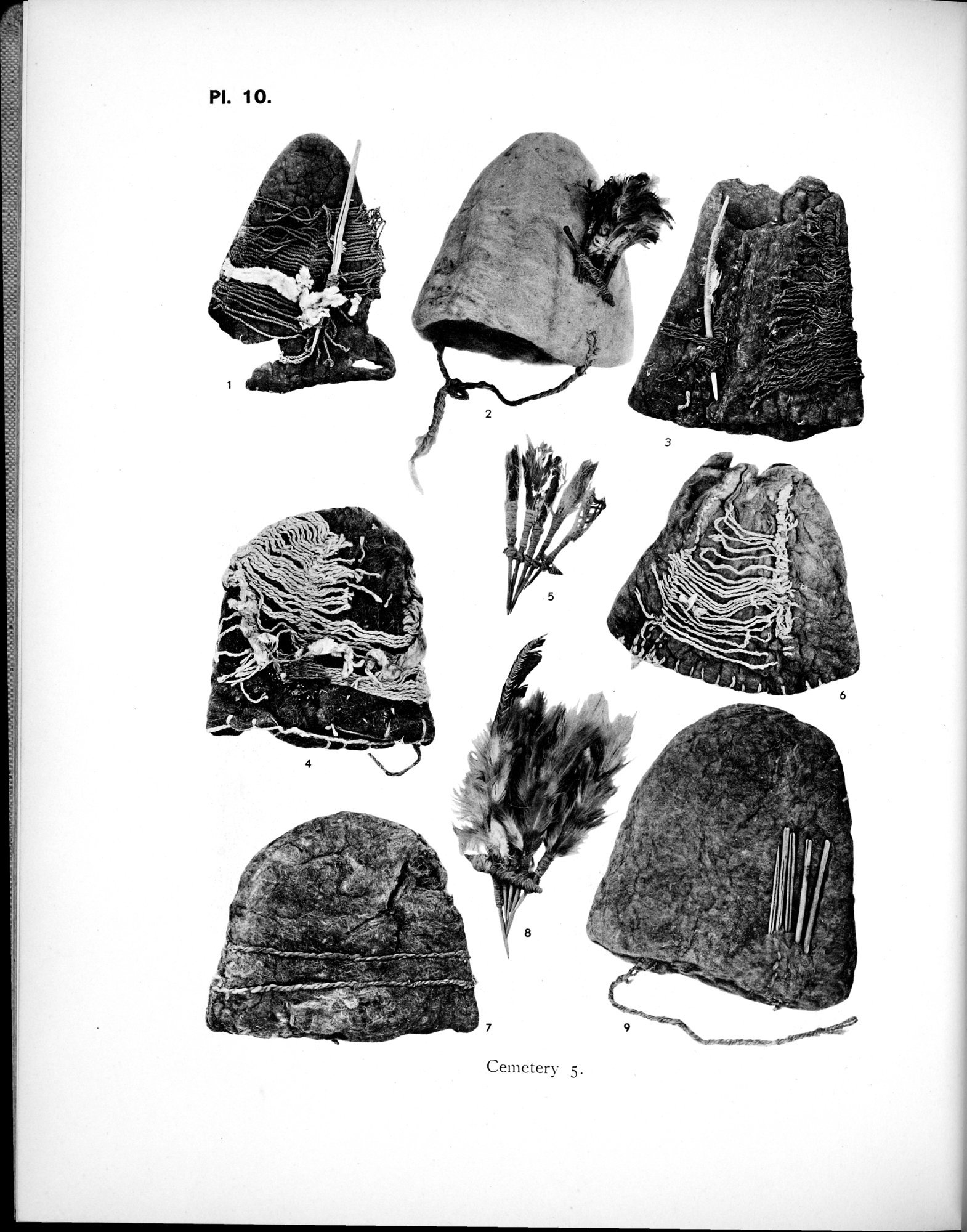 Archaeological Researches in Sinkiang : vol.1 / Page 298 (Grayscale High Resolution Image)