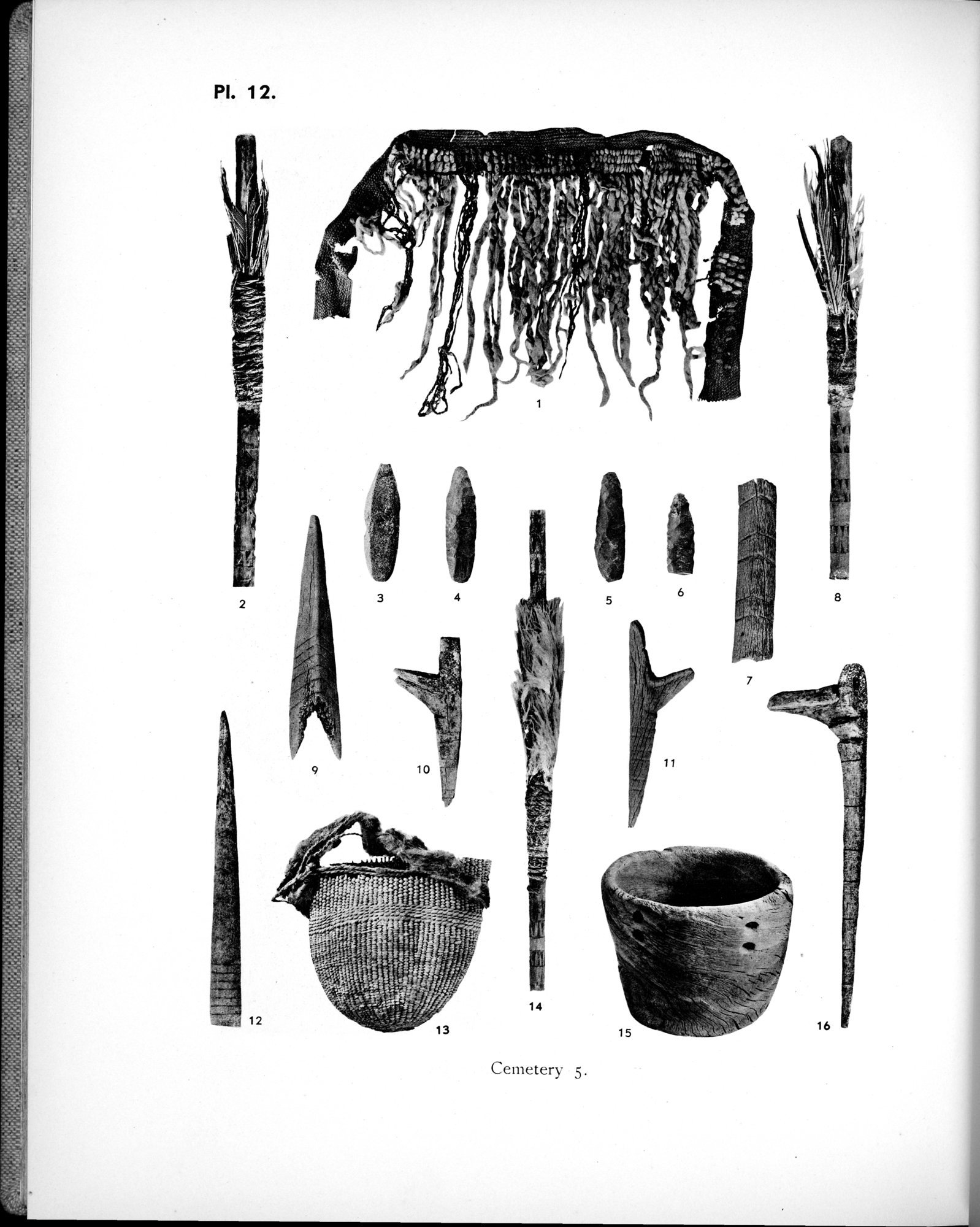 Archaeological Researches in Sinkiang : vol.1 / Page 300 (Grayscale High Resolution Image)