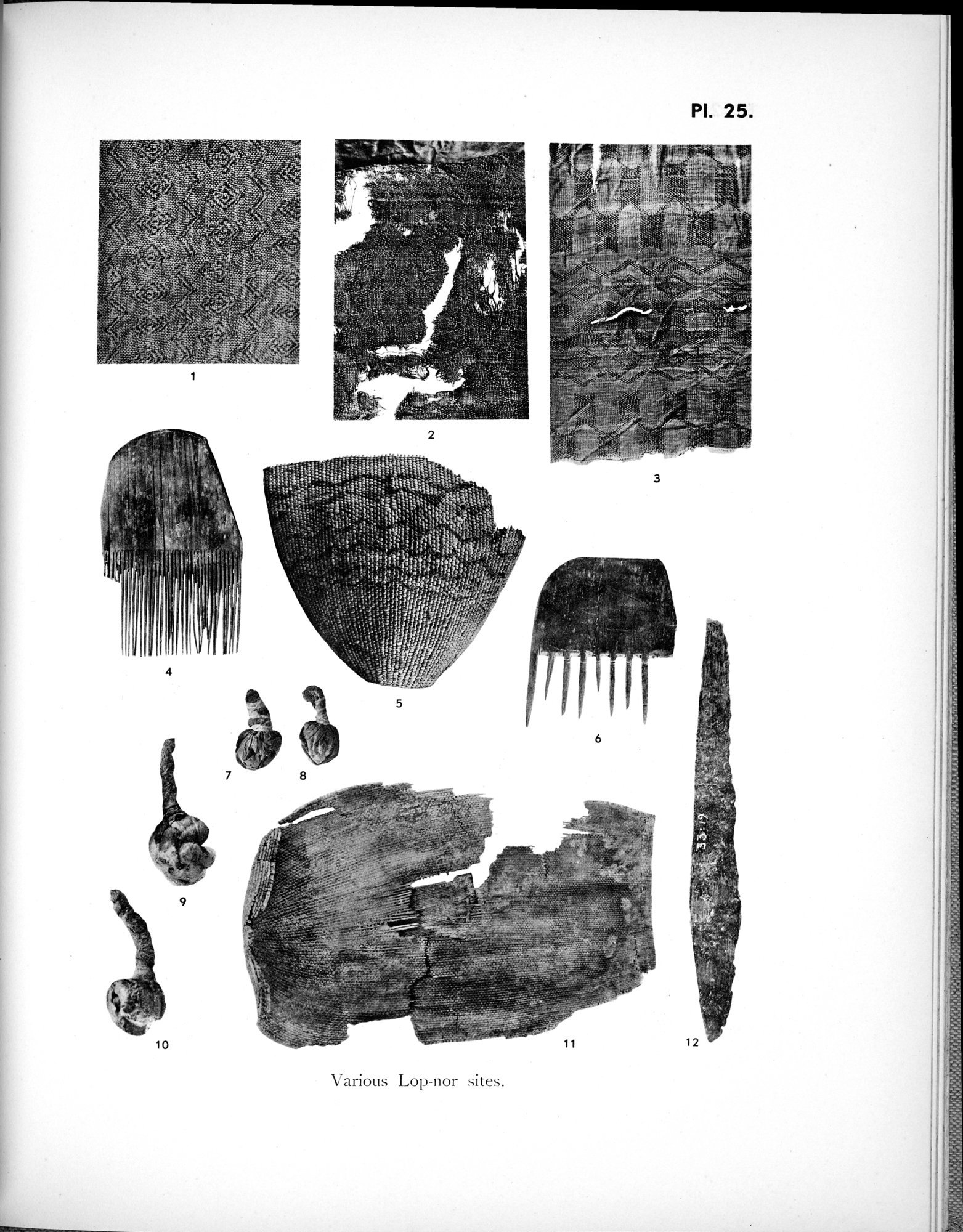 Archaeological Researches in Sinkiang : vol.1 / Page 313 (Grayscale High Resolution Image)