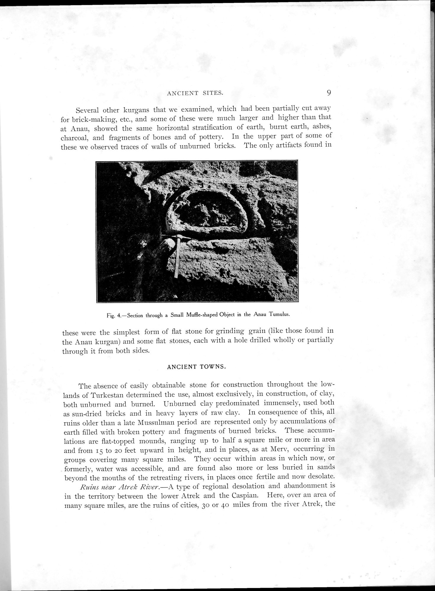 Explorations in Turkestan 1903 : vol.1 / Page 33 (Grayscale High Resolution Image)