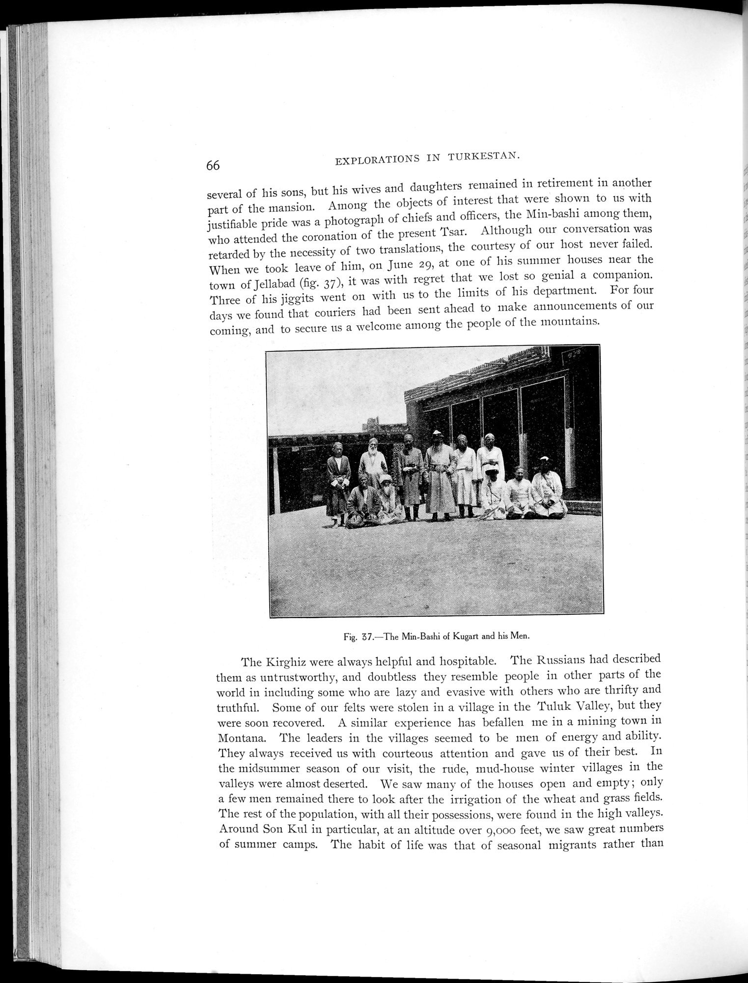 Explorations in Turkestan 1903 : vol.1 / Page 90 (Grayscale High Resolution Image)
