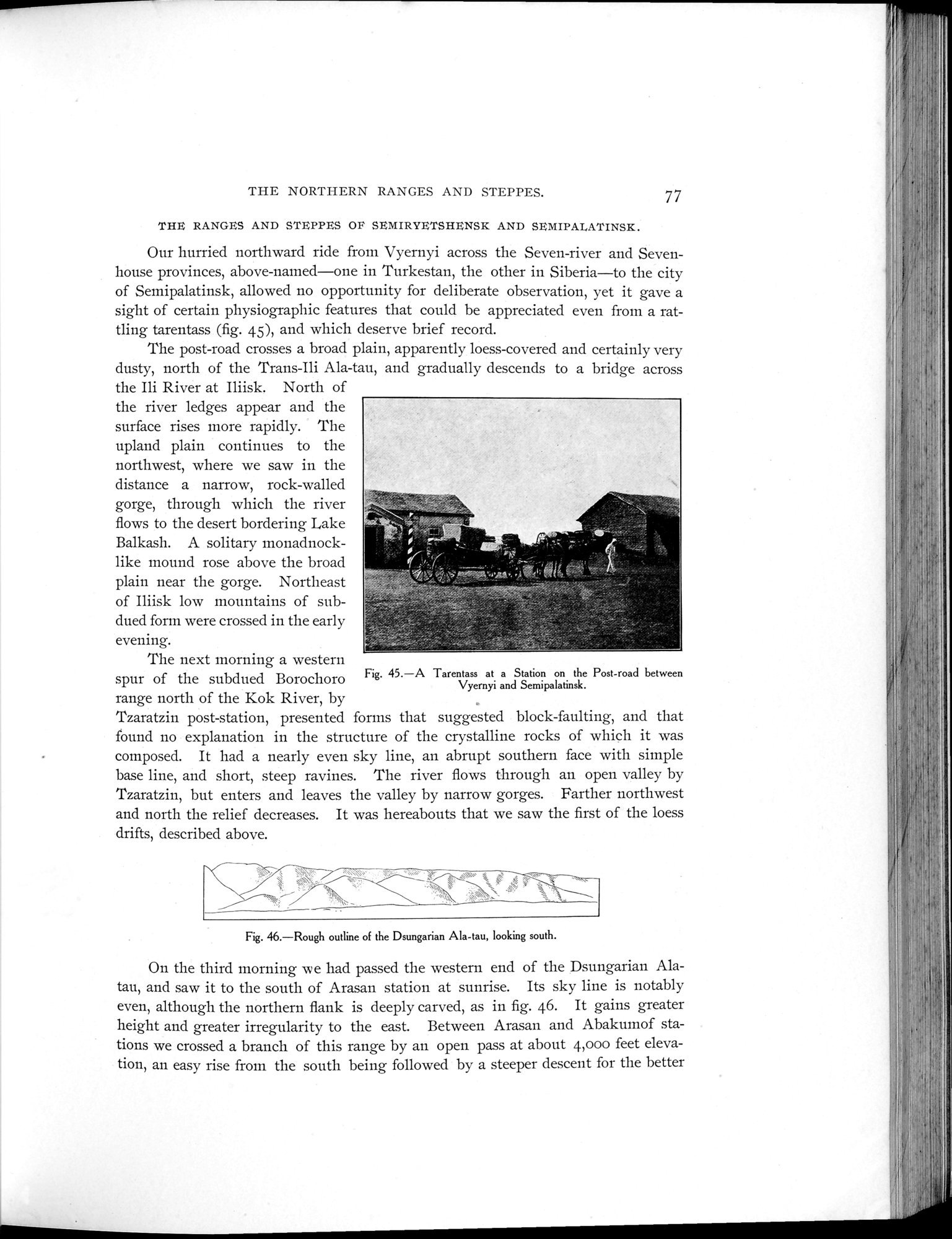 Explorations in Turkestan 1903 : vol.1 / Page 101 (Grayscale High Resolution Image)