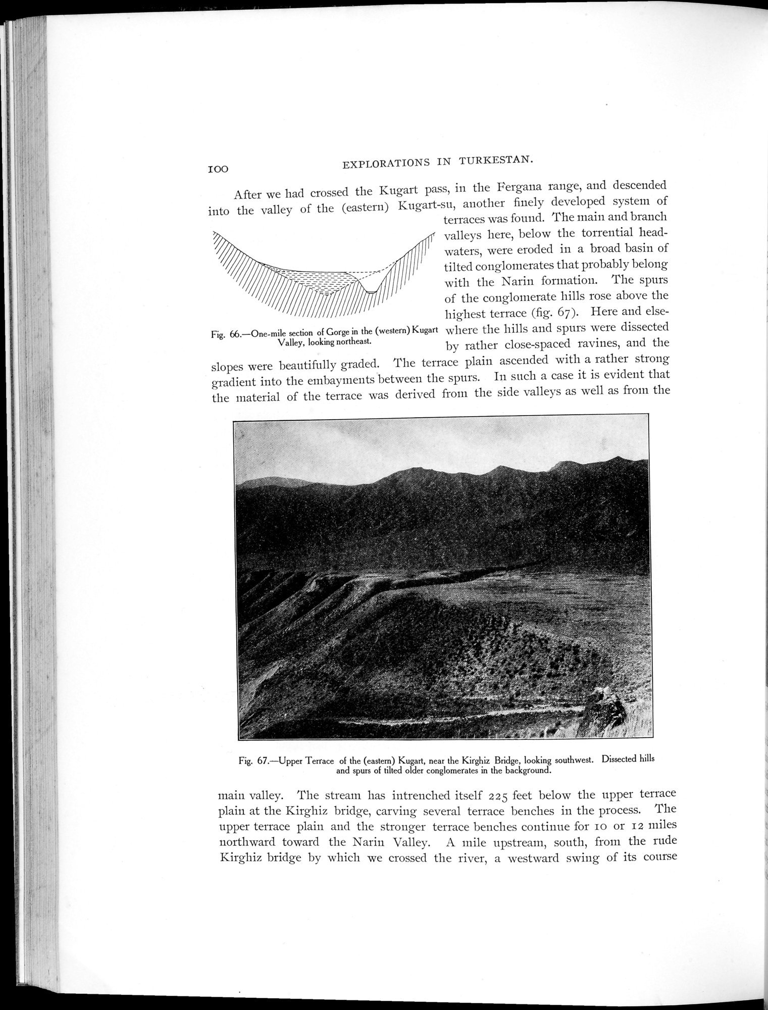 Explorations in Turkestan 1903 : vol.1 / Page 124 (Grayscale High Resolution Image)