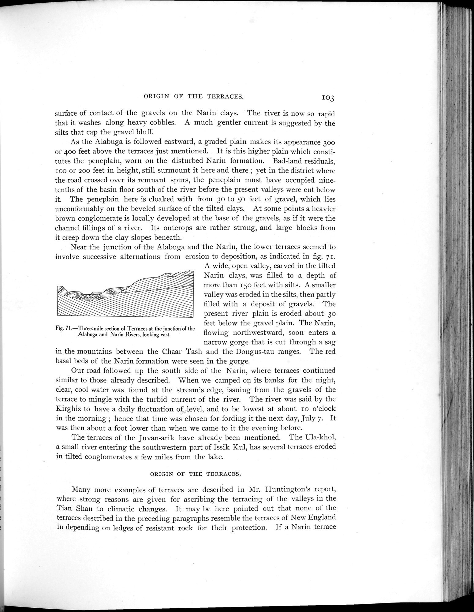 Explorations in Turkestan 1903 : vol.1 / Page 127 (Grayscale High Resolution Image)