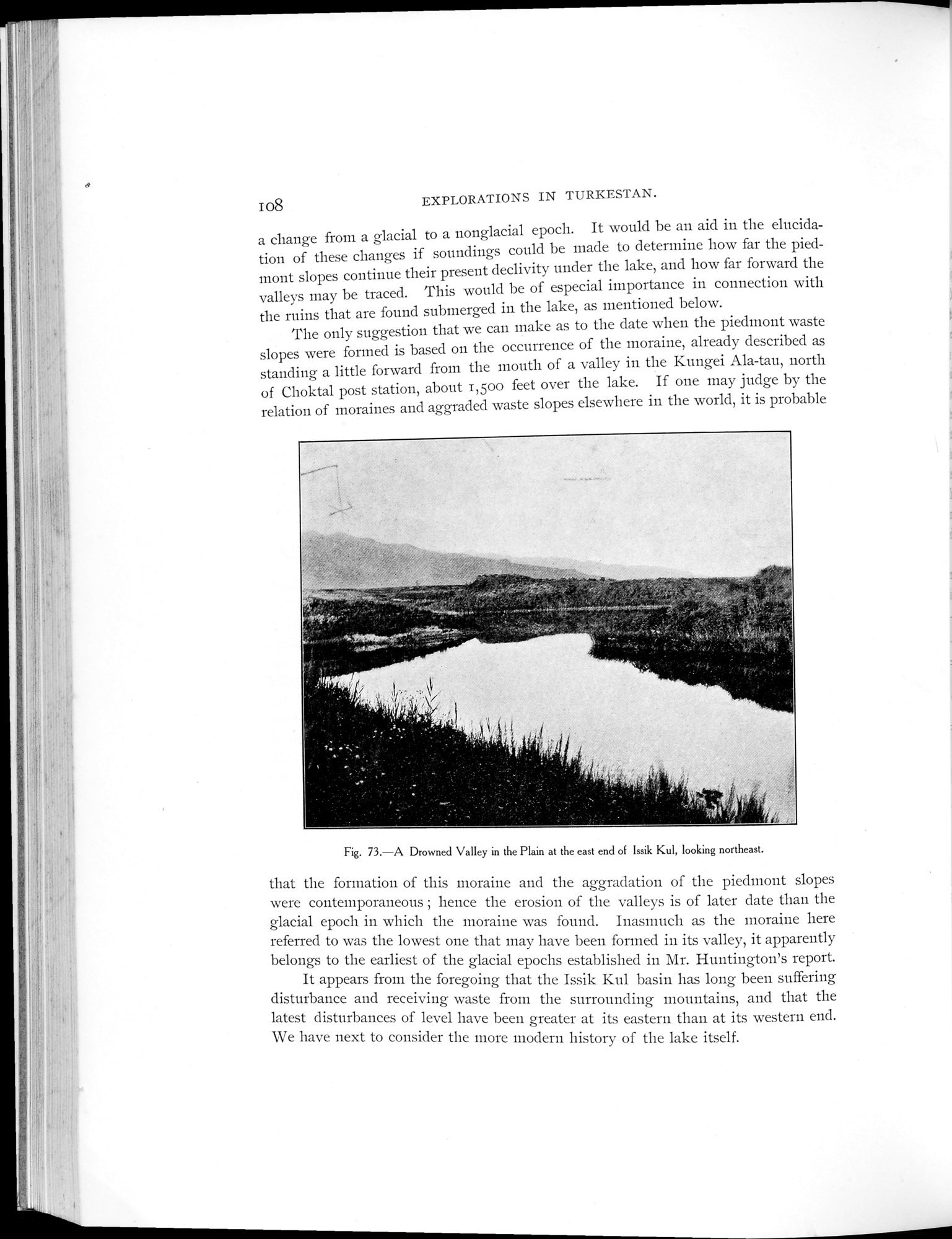 Explorations in Turkestan 1903 : vol.1 / Page 132 (Grayscale High Resolution Image)