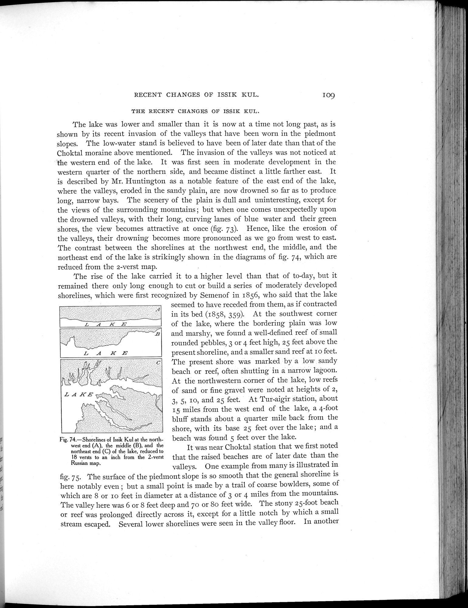 Explorations in Turkestan 1903 : vol.1 / Page 133 (Grayscale High Resolution Image)