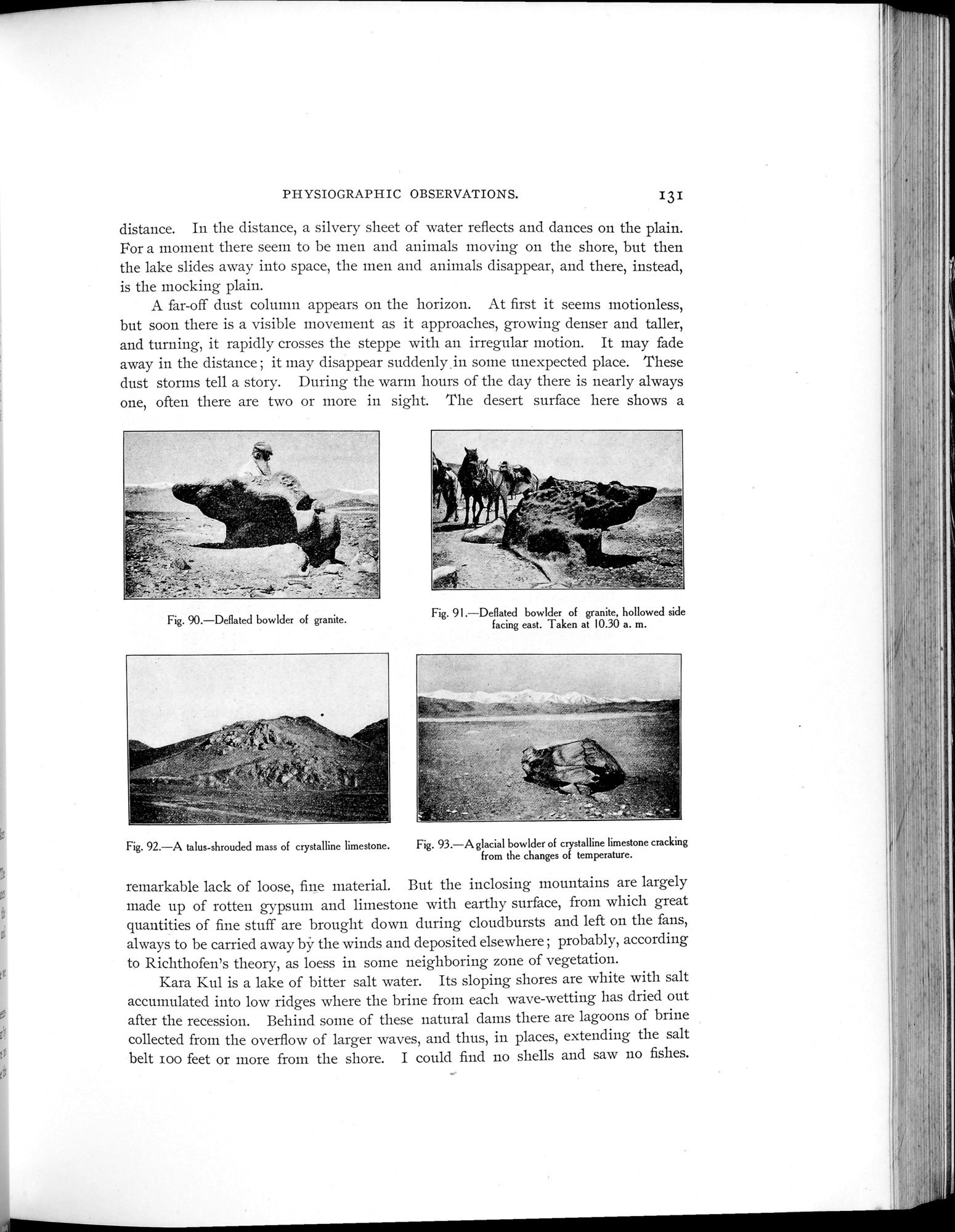 Explorations in Turkestan 1903 : vol.1 / Page 155 (Grayscale High Resolution Image)