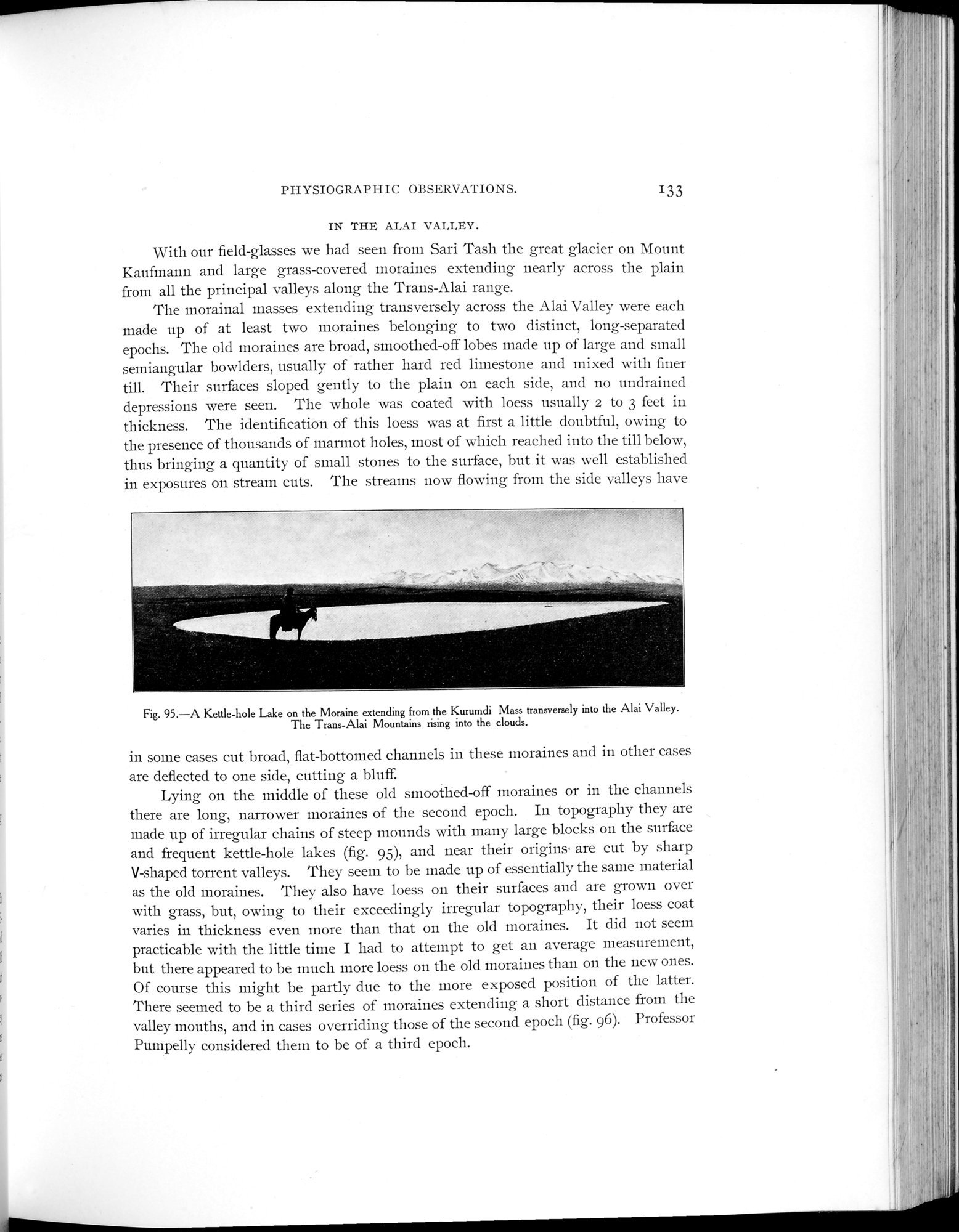 Explorations in Turkestan 1903 : vol.1 / Page 157 (Grayscale High Resolution Image)