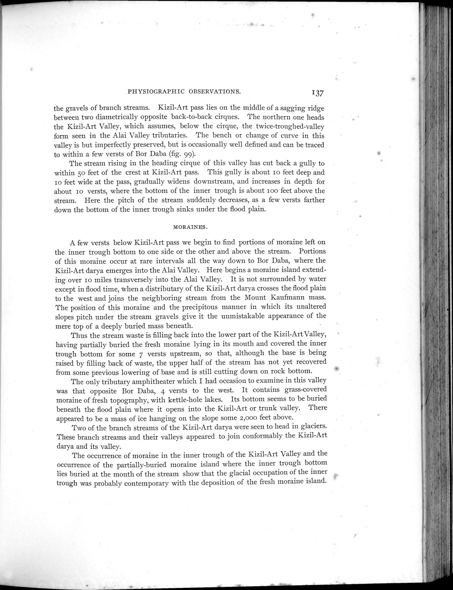 Explorations in Turkestan 1903 : vol.1 / Page 163 (Grayscale High Resolution Image)