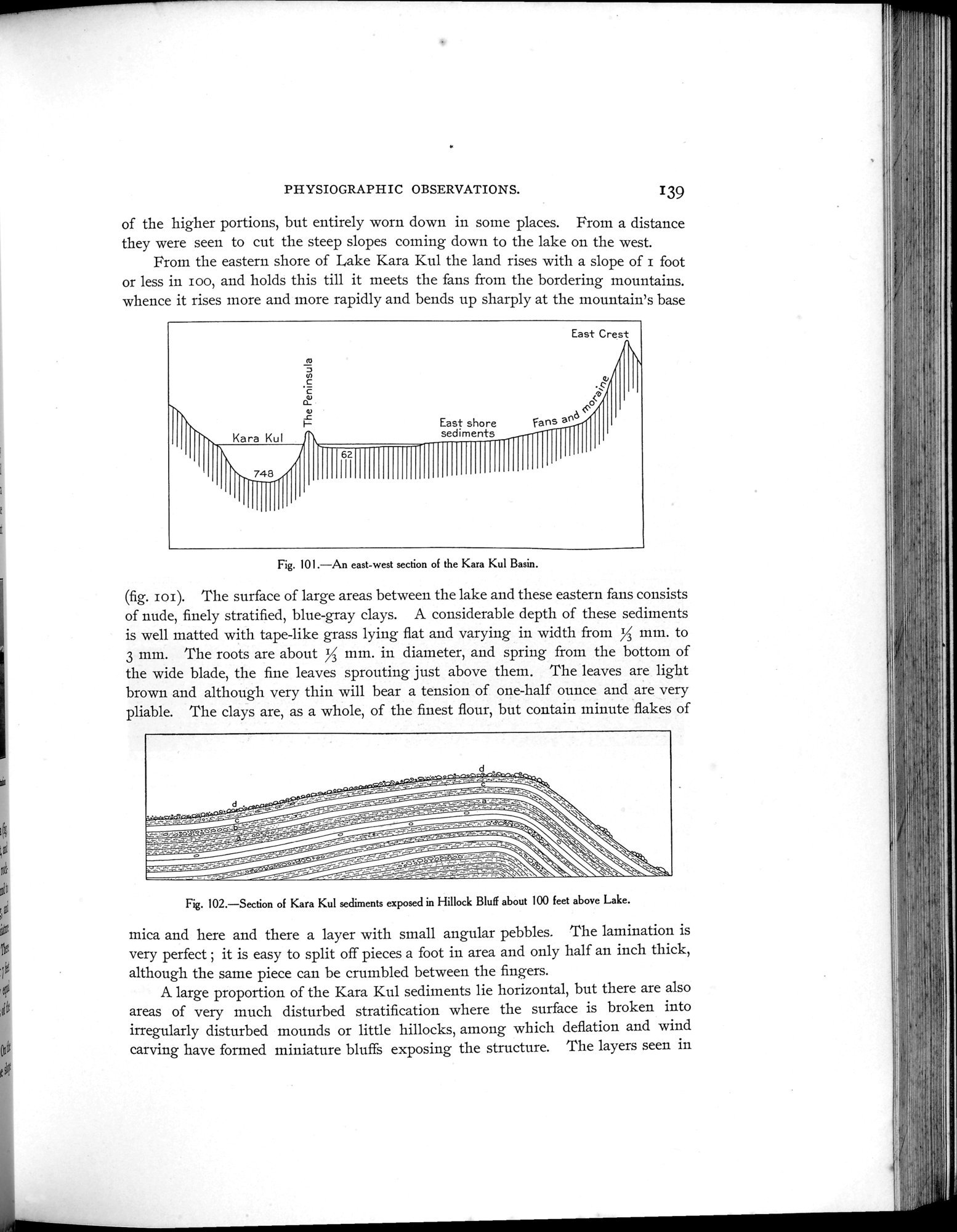 Explorations in Turkestan 1903 : vol.1 / Page 165 (Grayscale High Resolution Image)