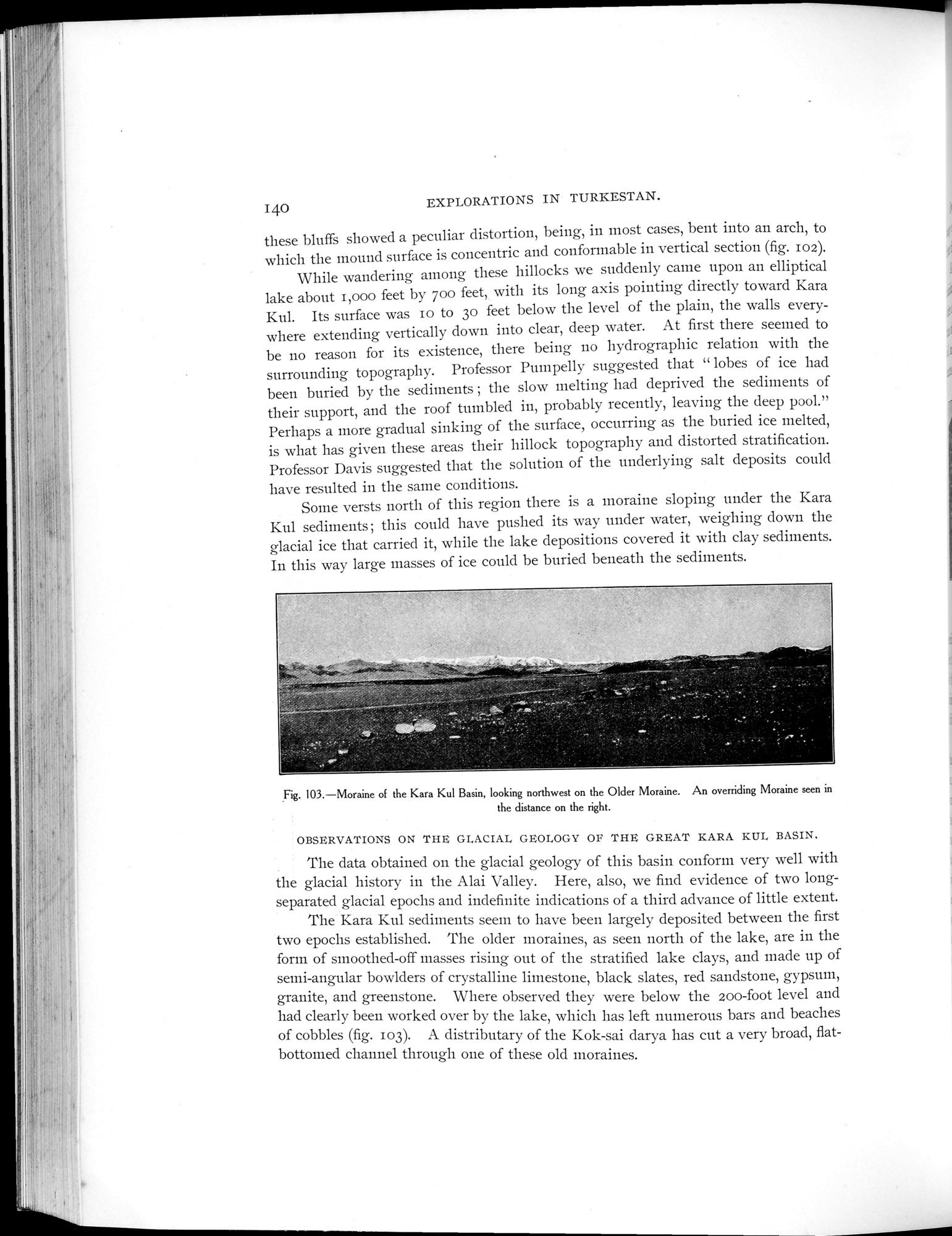 Explorations in Turkestan 1903 : vol.1 / Page 166 (Grayscale High Resolution Image)