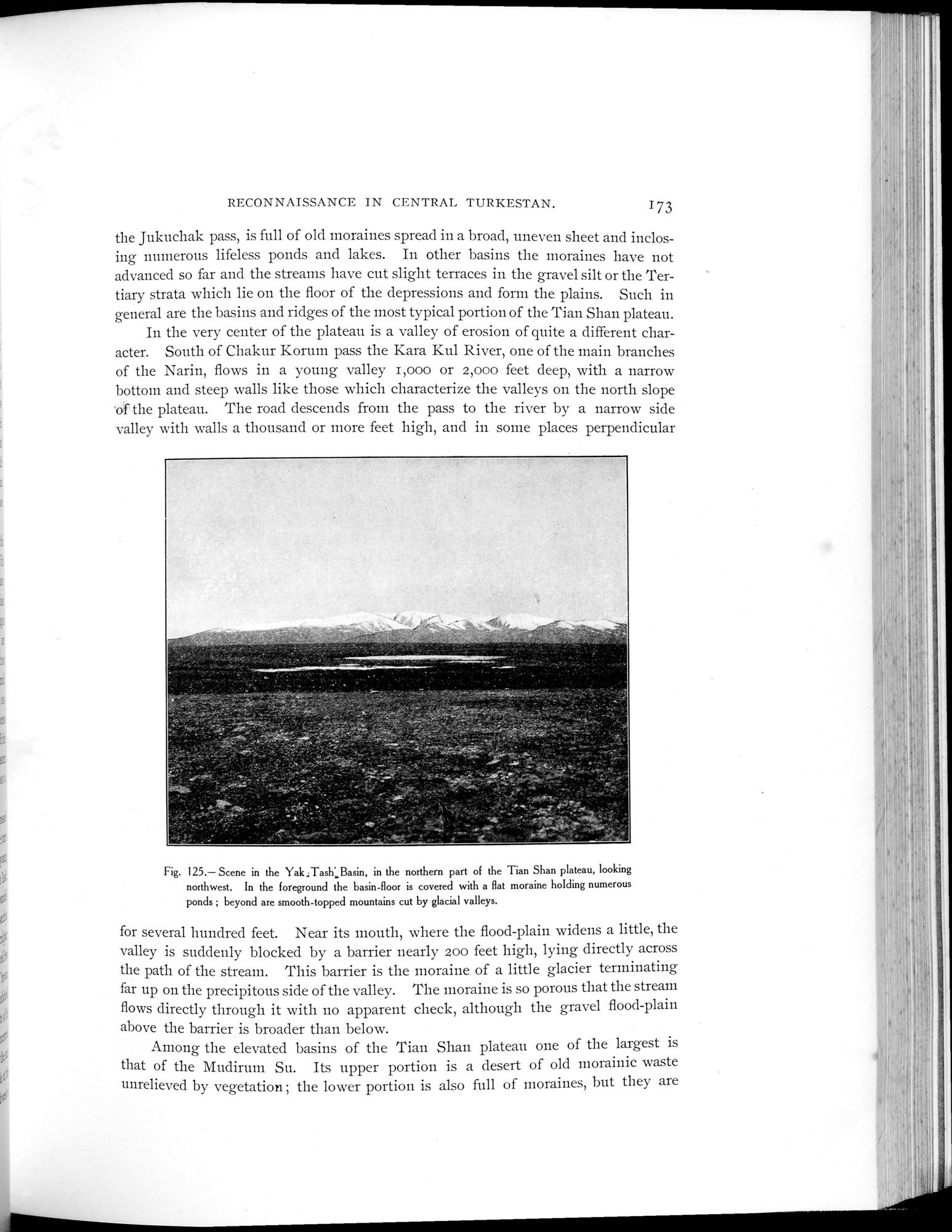 Explorations in Turkestan 1903 : vol.1 / Page 203 (Grayscale High Resolution Image)