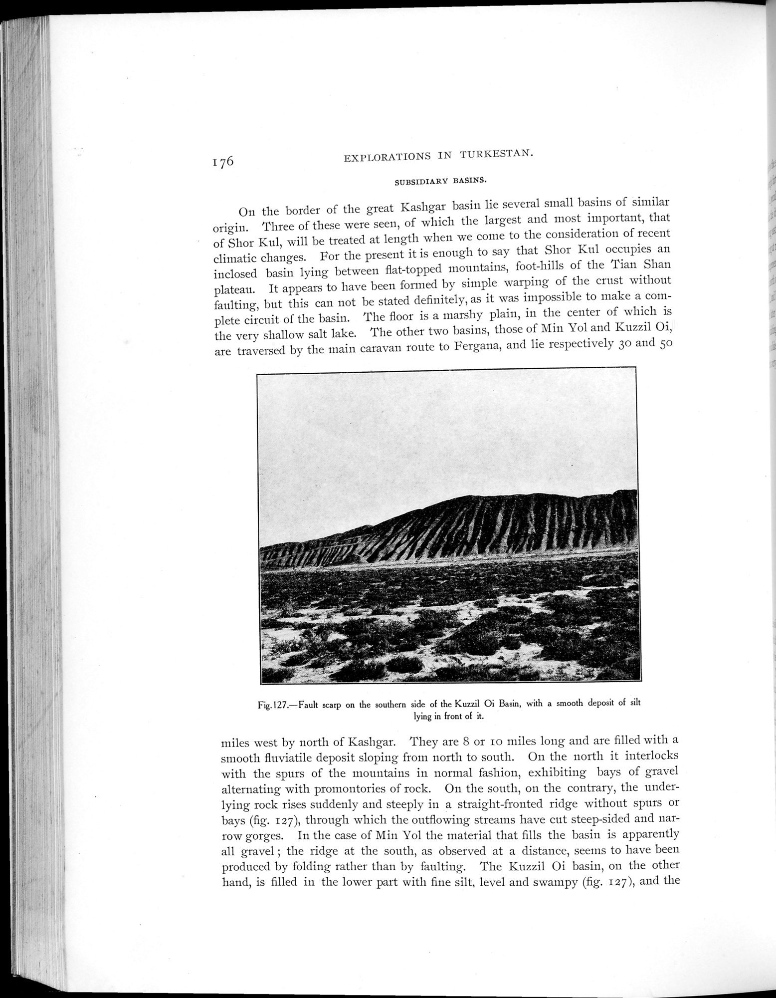 Explorations in Turkestan 1903 : vol.1 / Page 206 (Grayscale High Resolution Image)