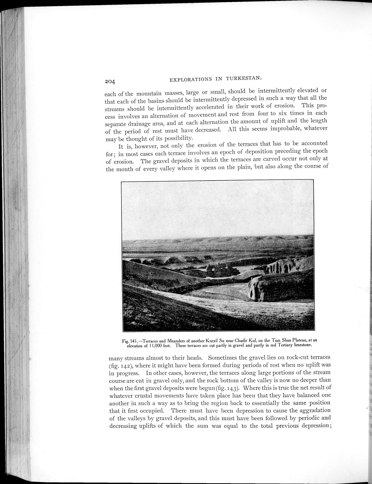 Explorations in Turkestan 1903 : vol.1 / Page 234 (Grayscale High Resolution Image)