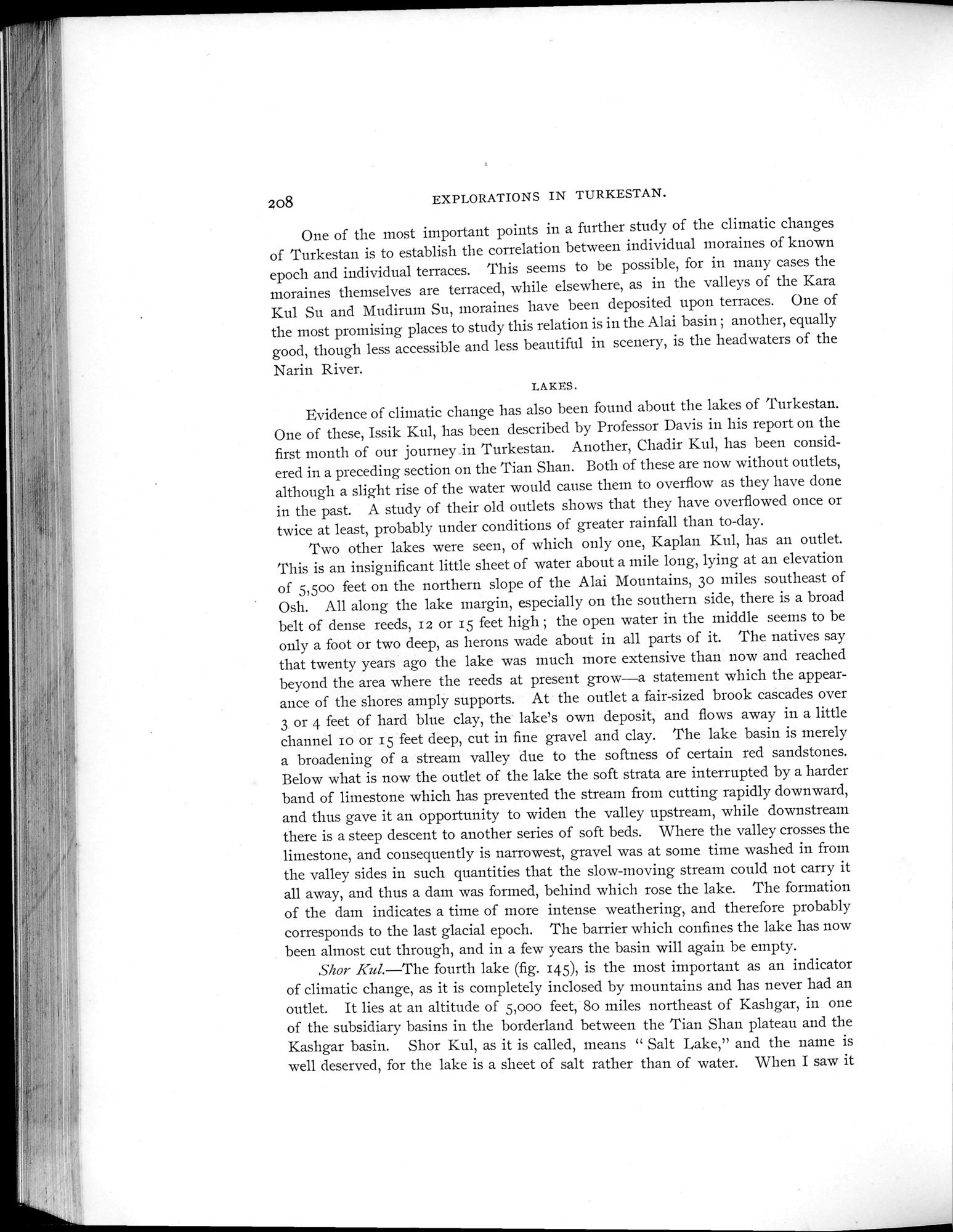 Explorations in Turkestan 1903 : vol.1 / Page 238 (Grayscale High Resolution Image)