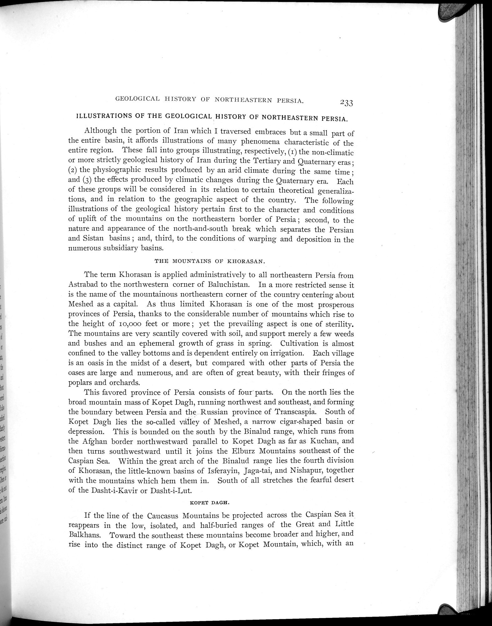 Explorations in Turkestan 1903 : vol.1 / Page 265 (Grayscale High Resolution Image)