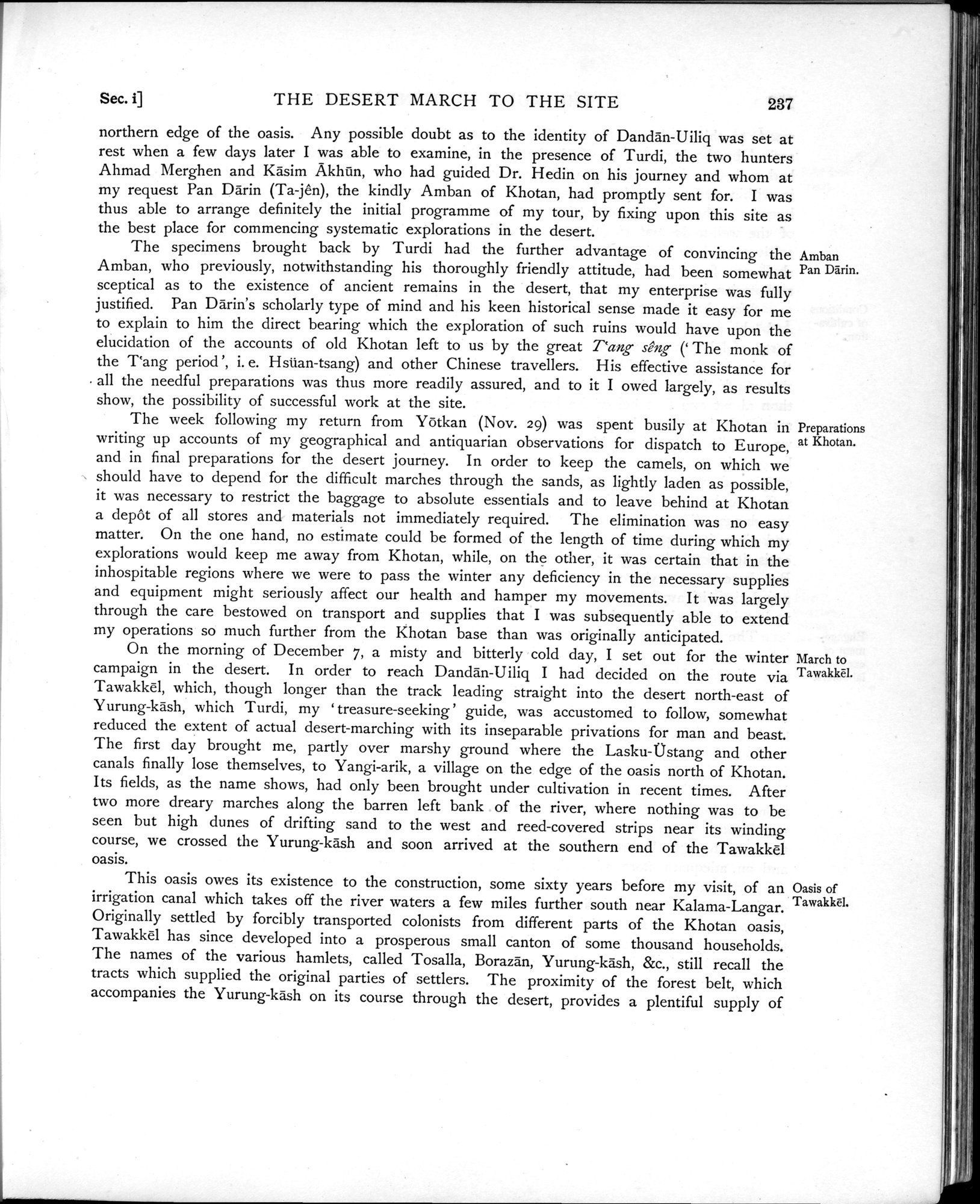 Ancient Khotan : vol.1 / Page 291 (Grayscale High Resolution Image)