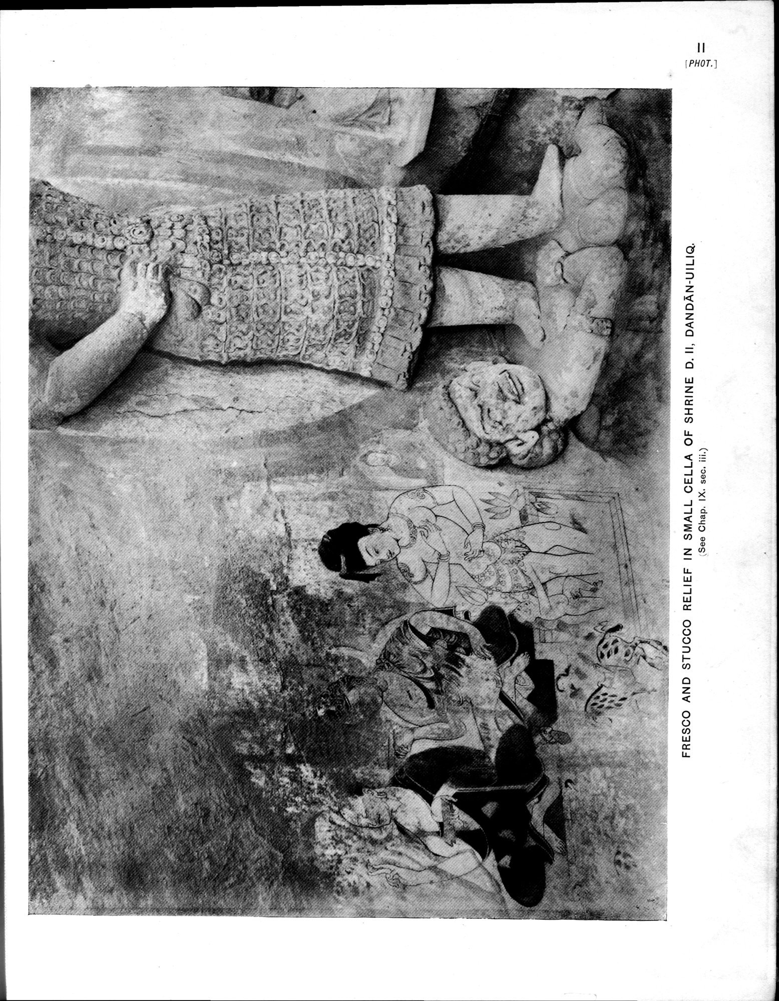 Ancient Khotan : vol.2 / Page 15 (Grayscale High Resolution Image)