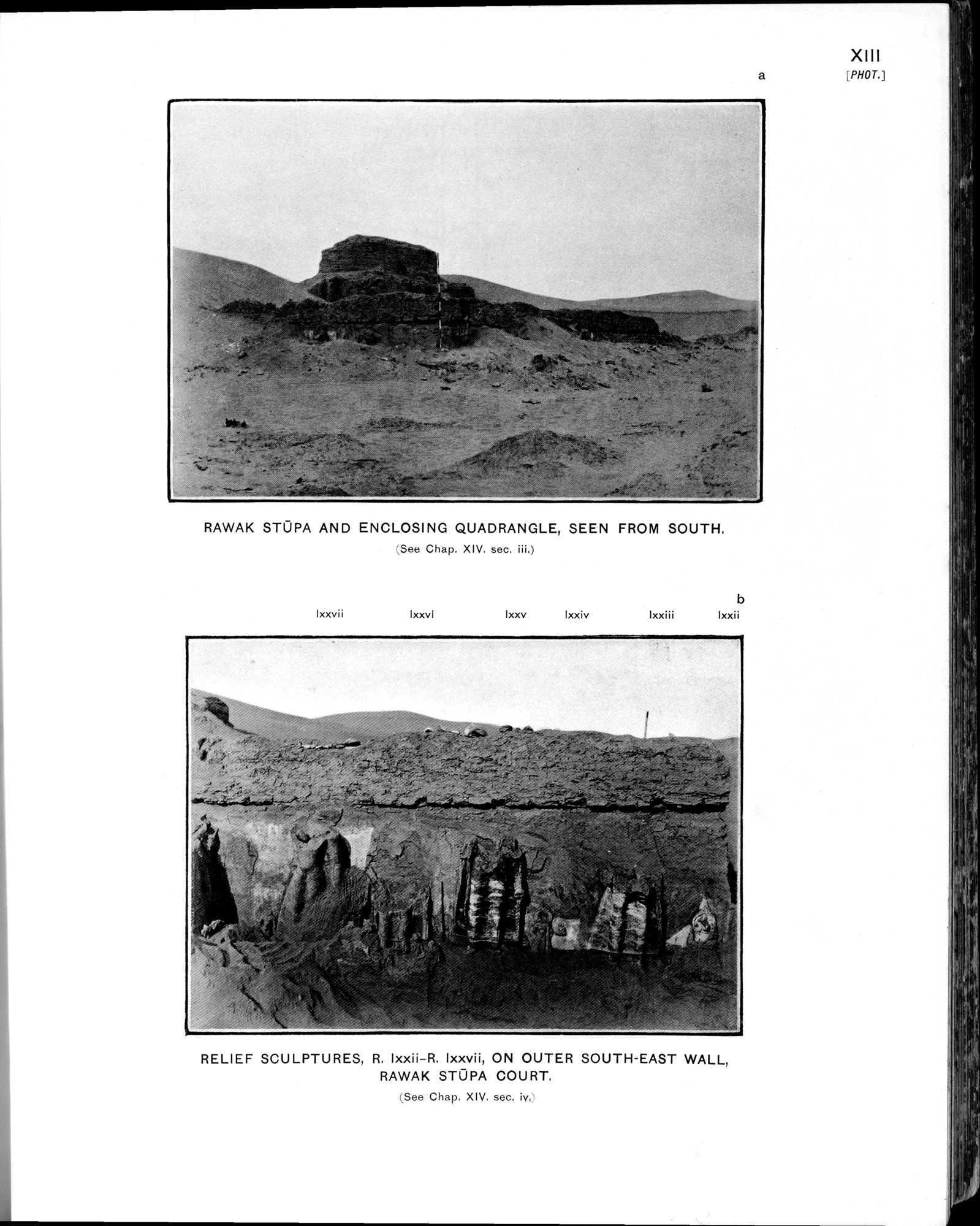 Ancient Khotan : vol.2 / Page 37 (Grayscale High Resolution Image)