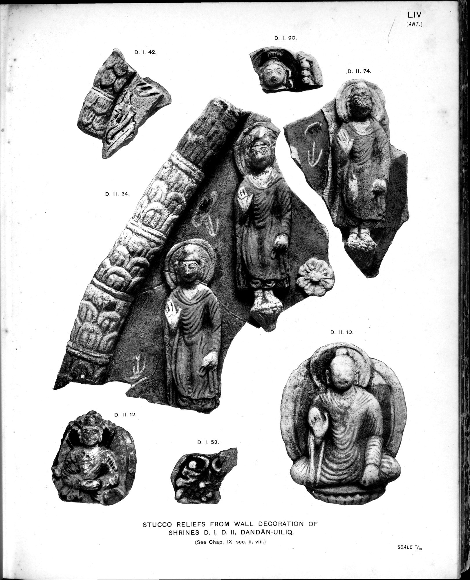 Ancient Khotan : vol.2 / Page 119 (Grayscale High Resolution Image)
