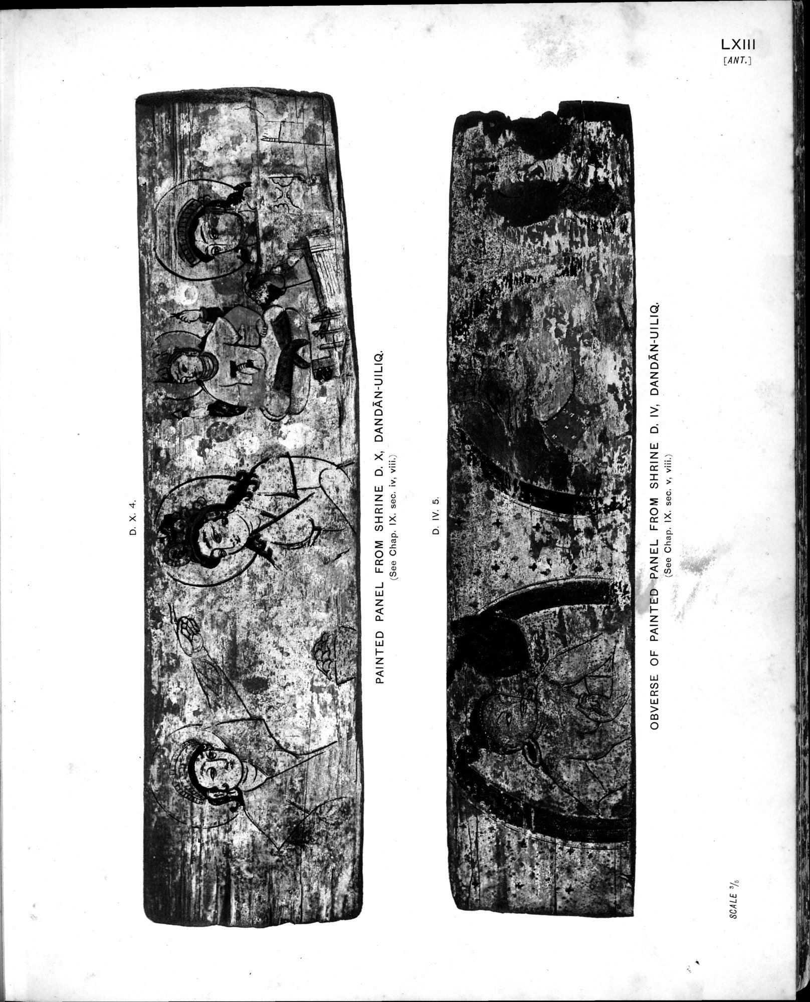 Ancient Khotan : vol.2 / Page 137 (Grayscale High Resolution Image)