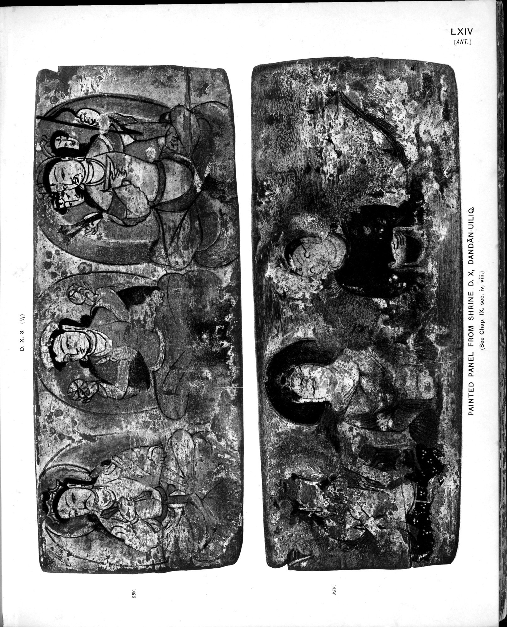 Ancient Khotan : vol.2 / Page 139 (Grayscale High Resolution Image)