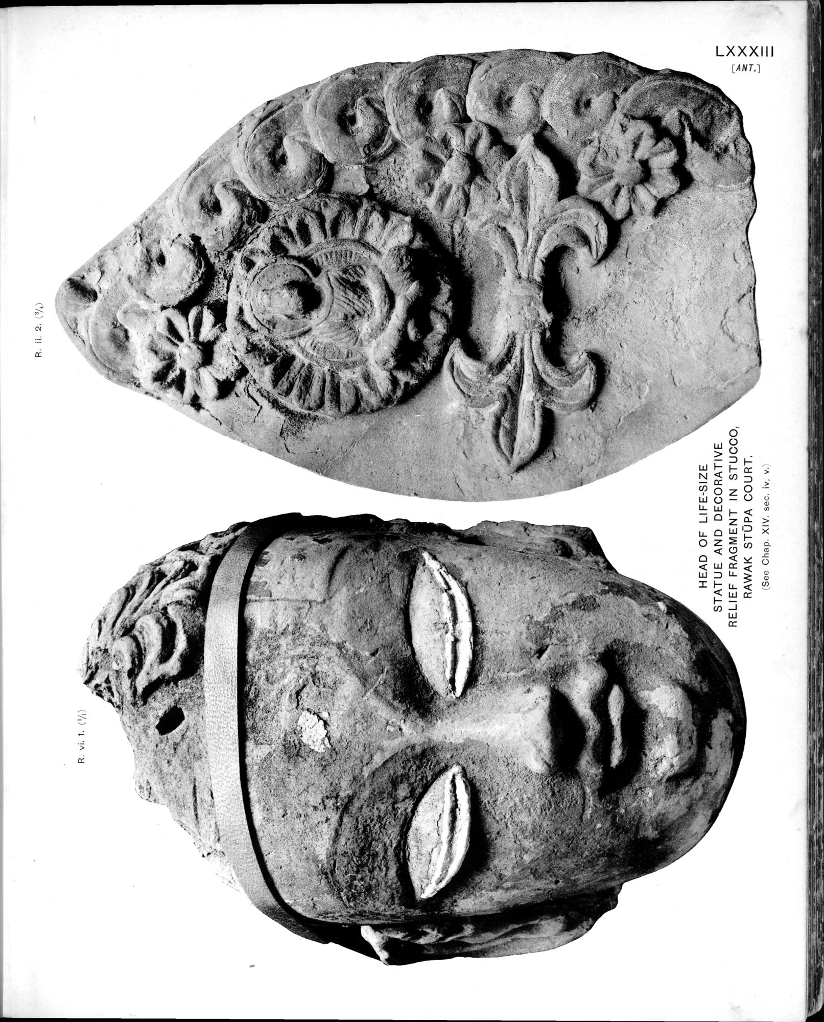 Ancient Khotan : vol.2 / Page 177 (Grayscale High Resolution Image)