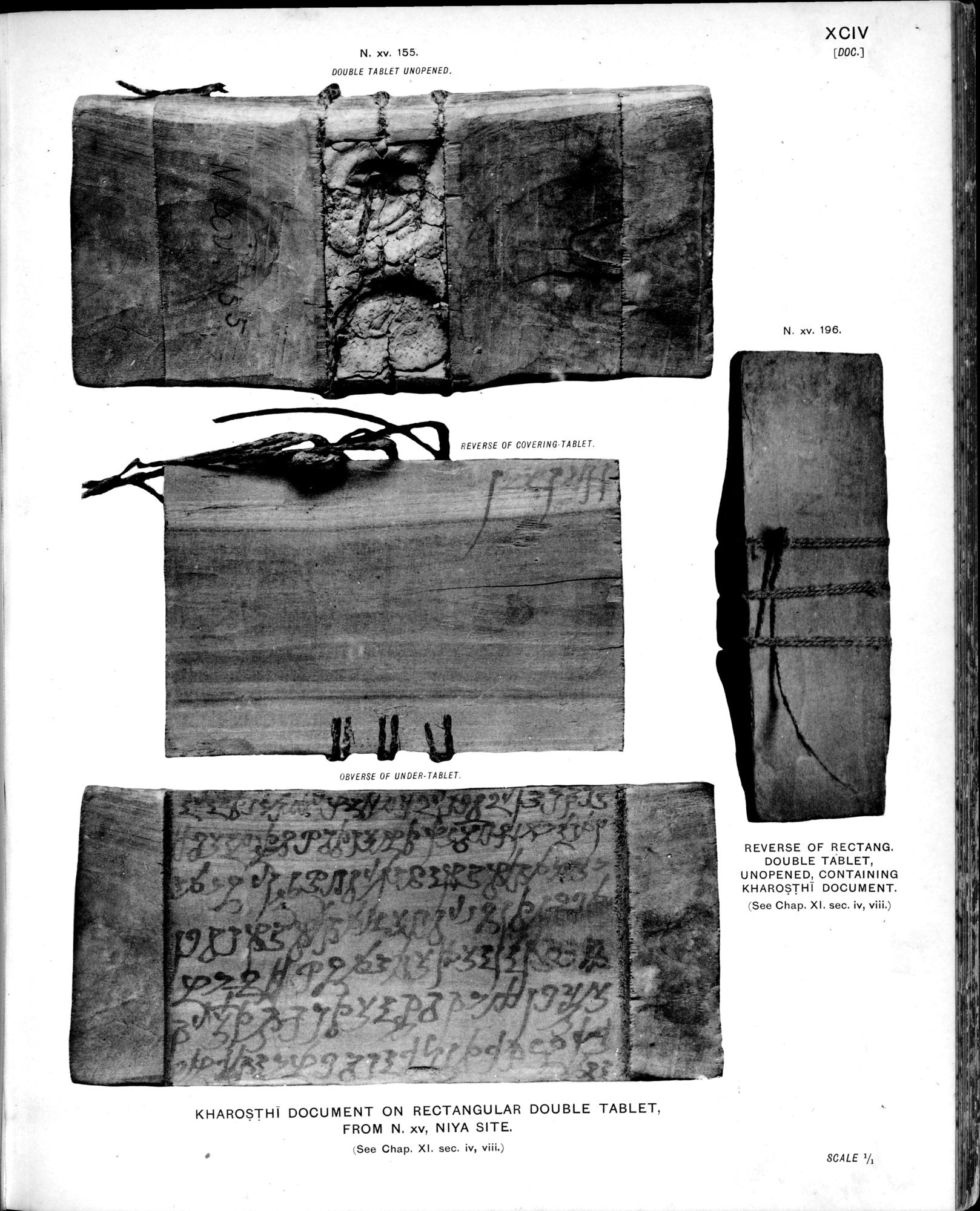 Ancient Khotan : vol.2 / Page 199 (Grayscale High Resolution Image)