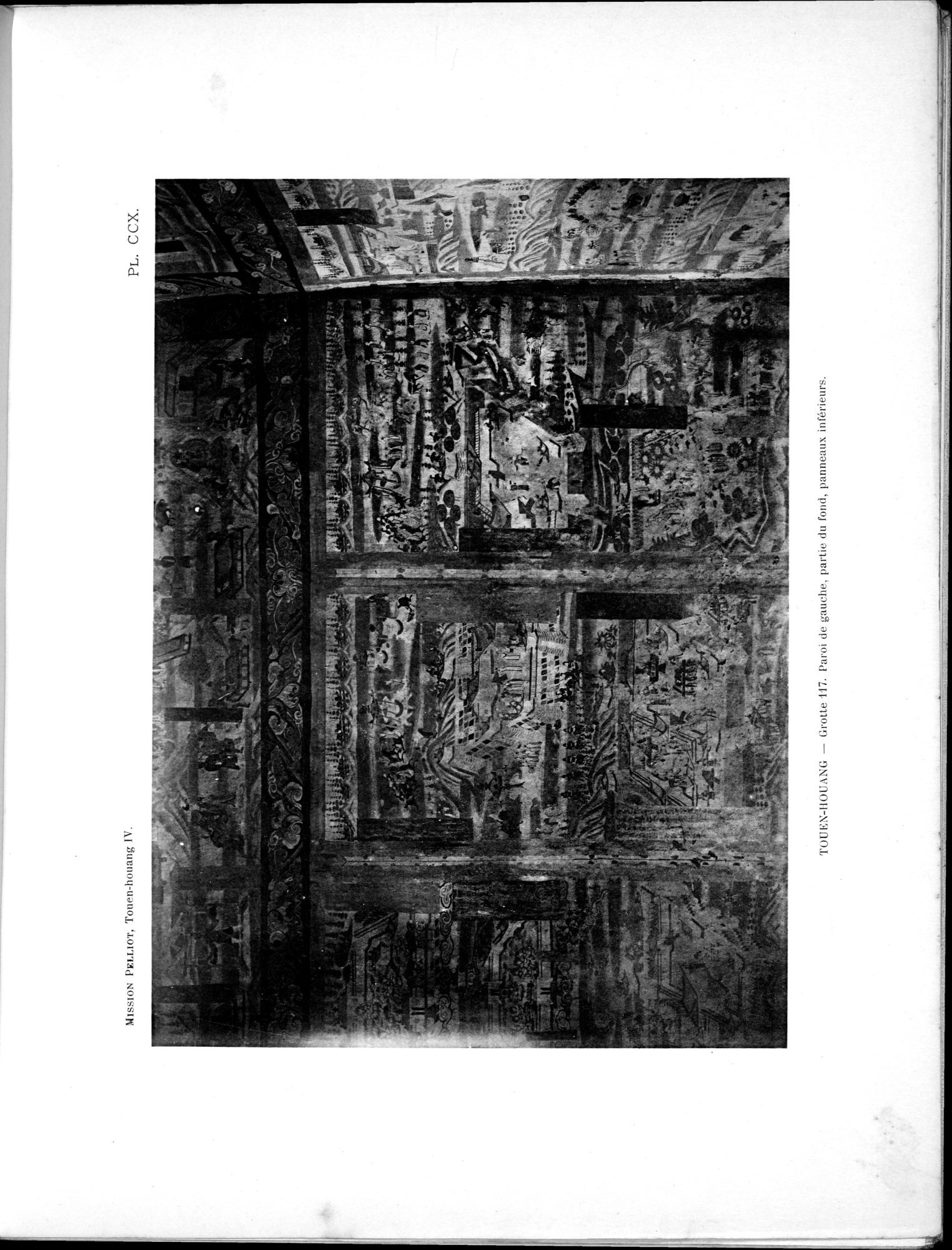Les grottes de Touen-Houang : vol.4 / Page 45 (Grayscale High Resolution Image)