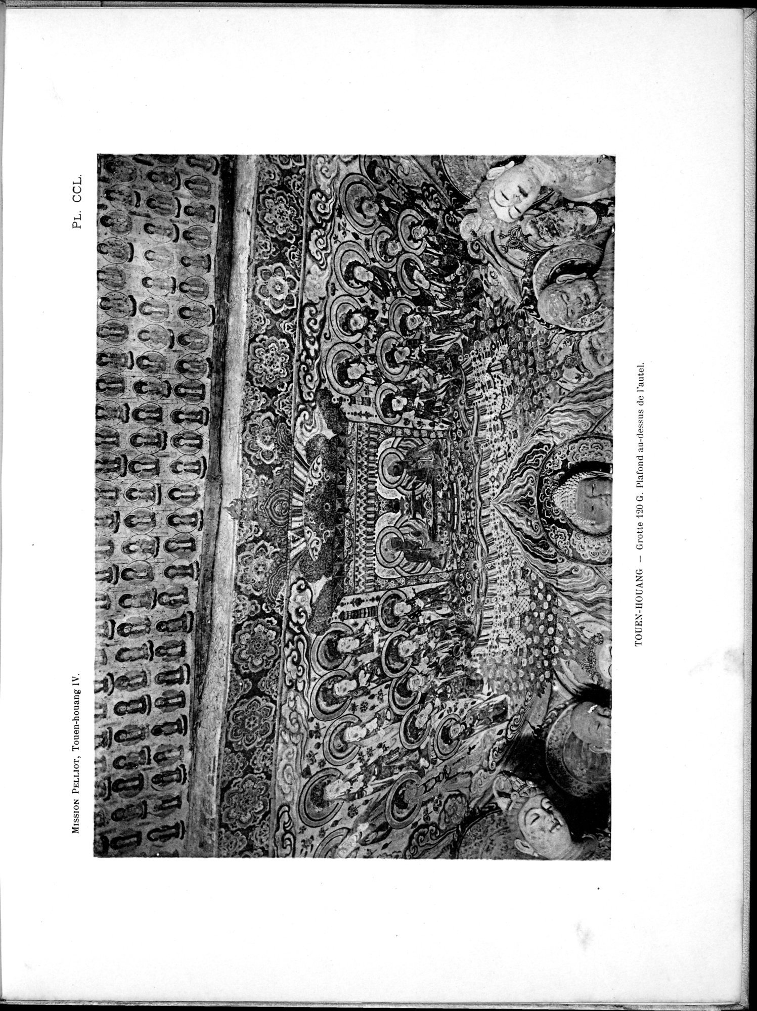 Les grottes de Touen-Houang : vol.4 / Page 125 (Grayscale High Resolution Image)