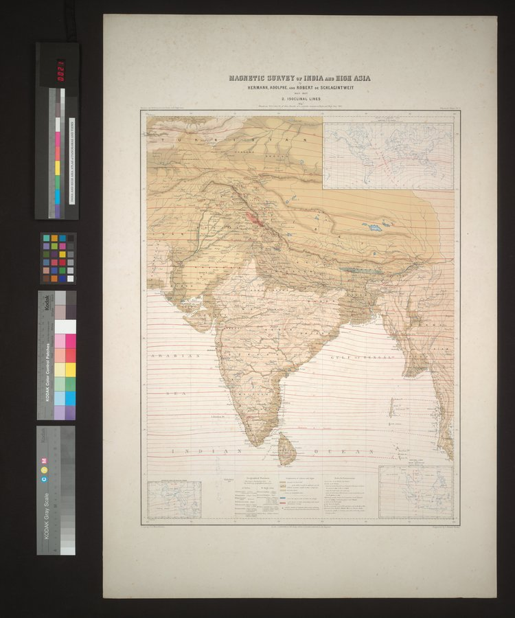 Results of a Scientific Mission to India and High Asia : vol.5 / Page 20 (Color Image)