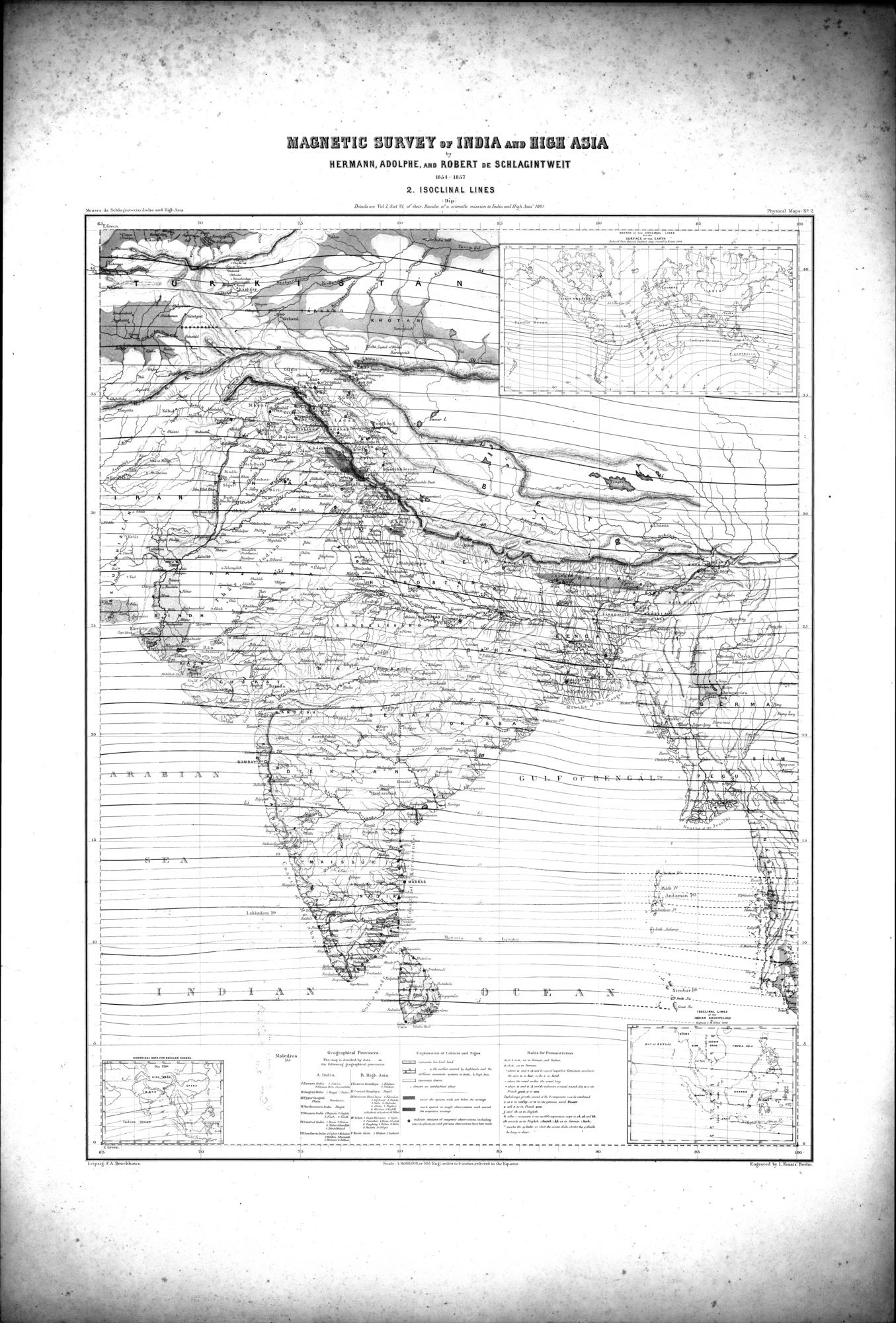 Results of a Scientific Mission to India and High Asia : vol.5 / Page 20 (Grayscale High Resolution Image)