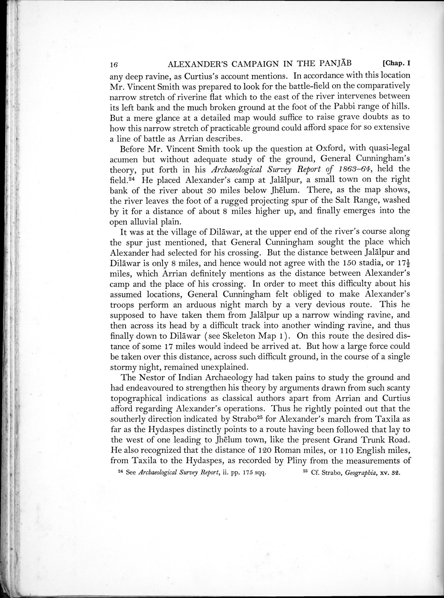 Archaeological Reconnaissances in North-Western India and South-Eastern Īrān : vol.1 / Page 40 (Grayscale High Resolution Image)