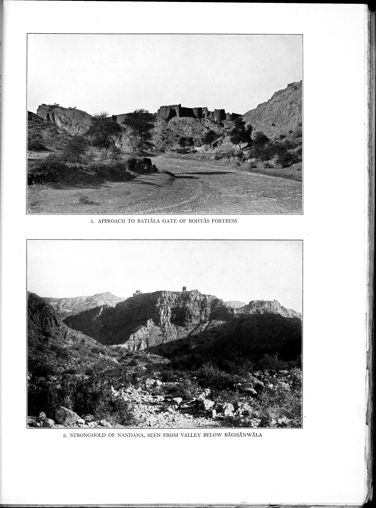 Archaeological Reconnaissances in North-Western India and South-Eastern Īrān : vol.1 / Page 51 (Grayscale High Resolution Image)