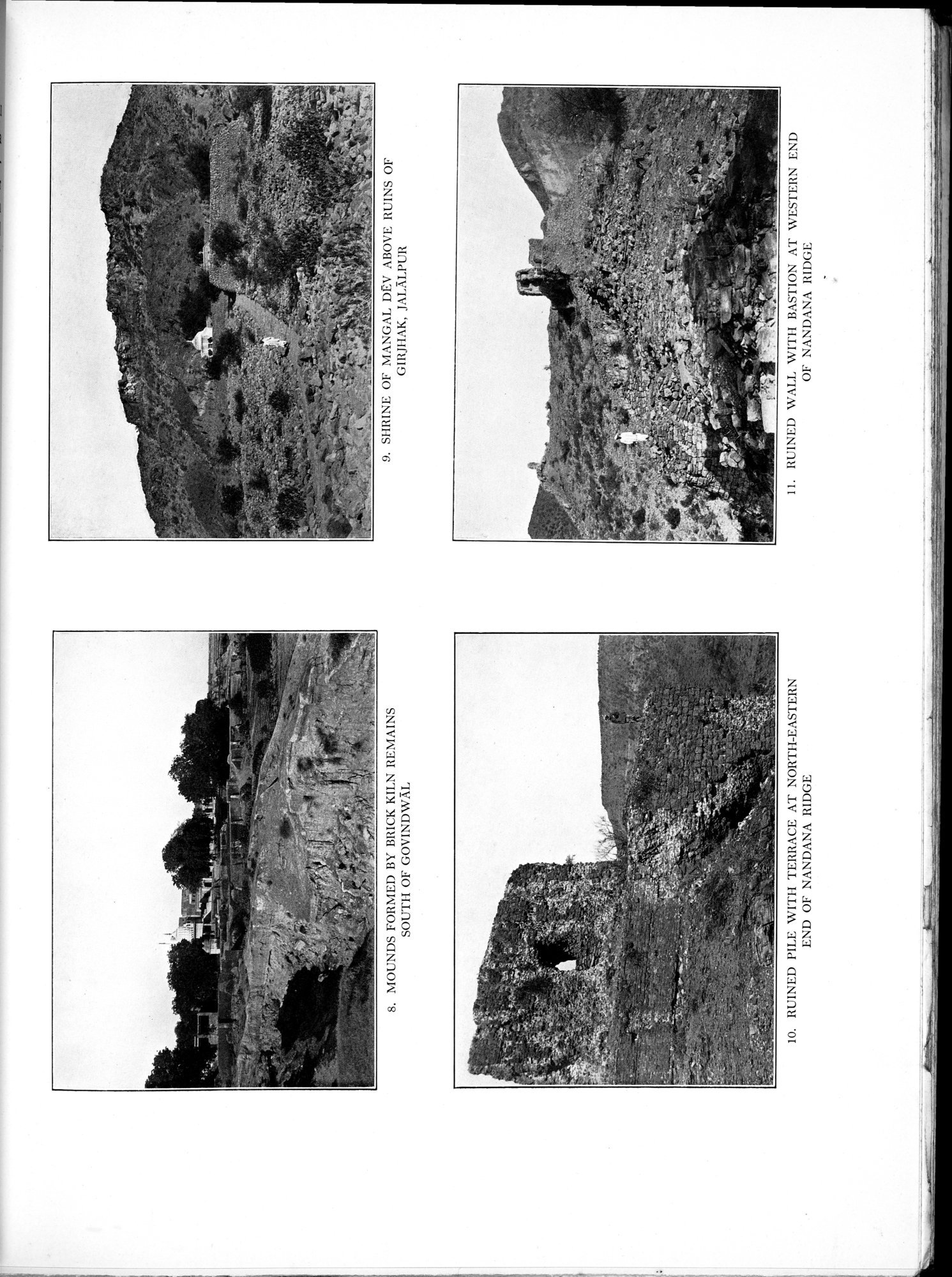 Archaeological Reconnaissances in North-Western India and South-Eastern Īrān : vol.1 / Page 77 (Grayscale High Resolution Image)